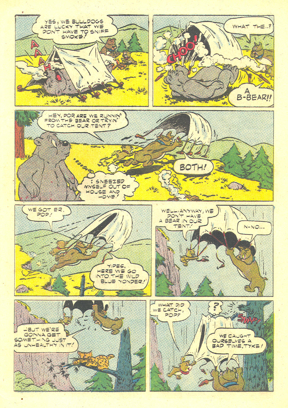 Four Color Comics issue 499 - Page 9