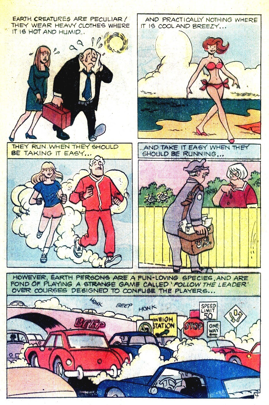 Read online Madhouse Comics comic -  Issue #118 - 32