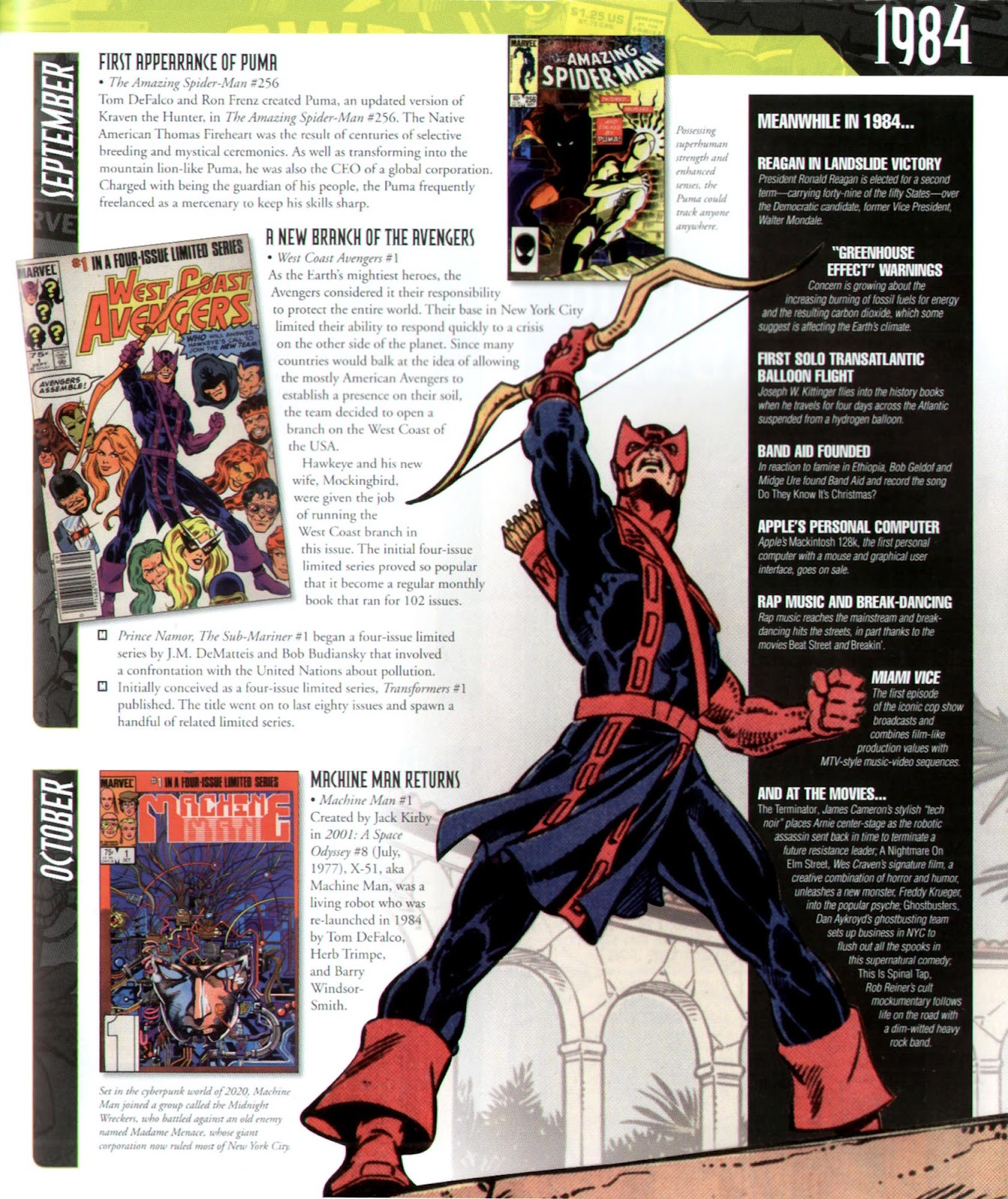 Read online Marvel Chronicle comic -  Issue # TPB (Part 3) - 17