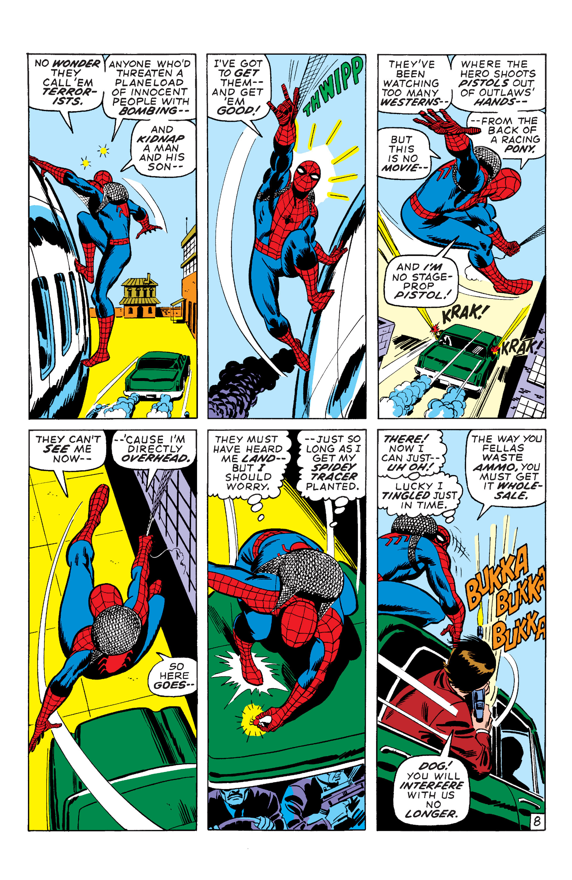 The Amazing Spider-Man (1963) 95 Page 8