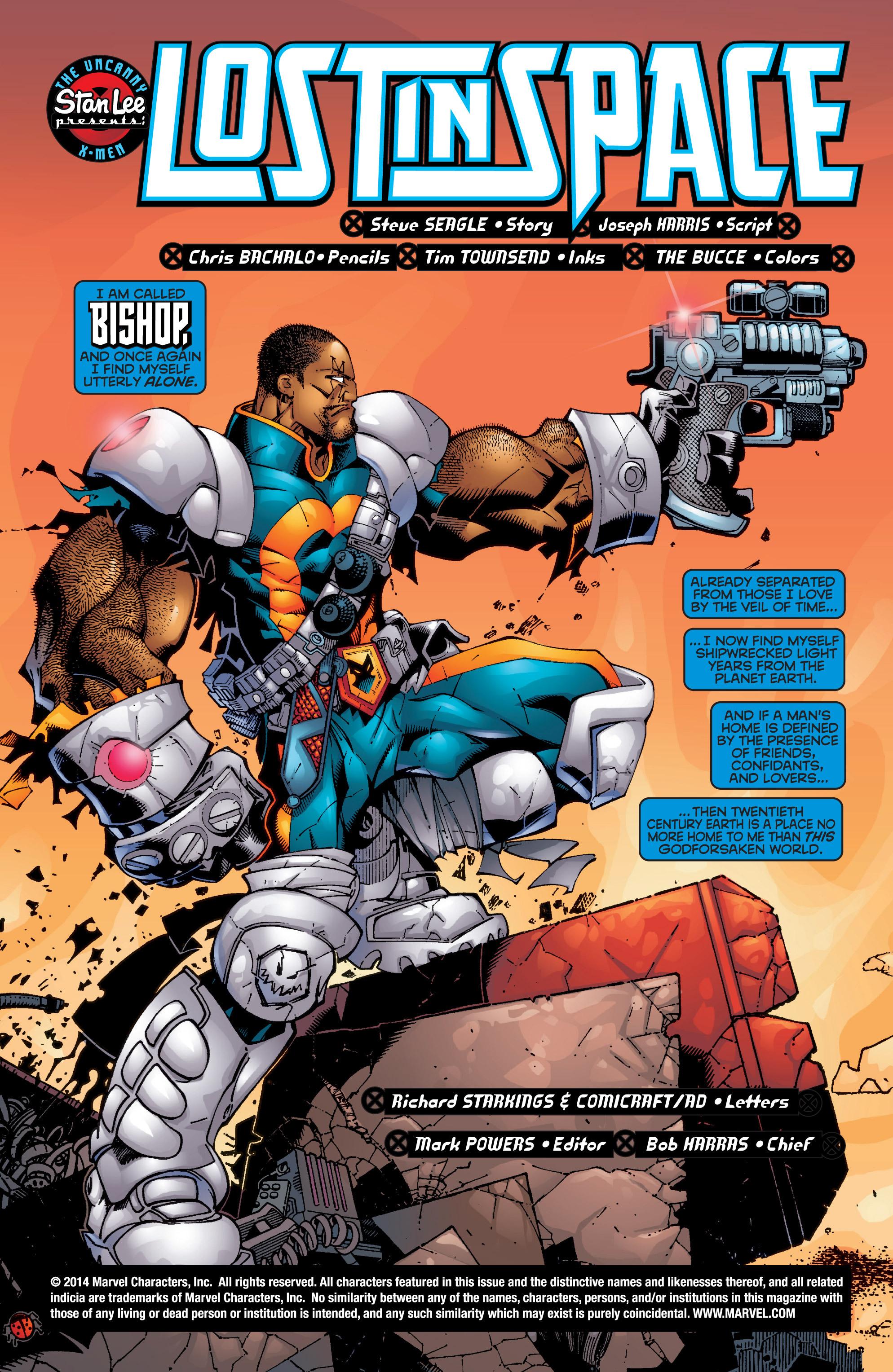 Read online Uncanny X-Men (1963) comic -  Issue #358 - 2
