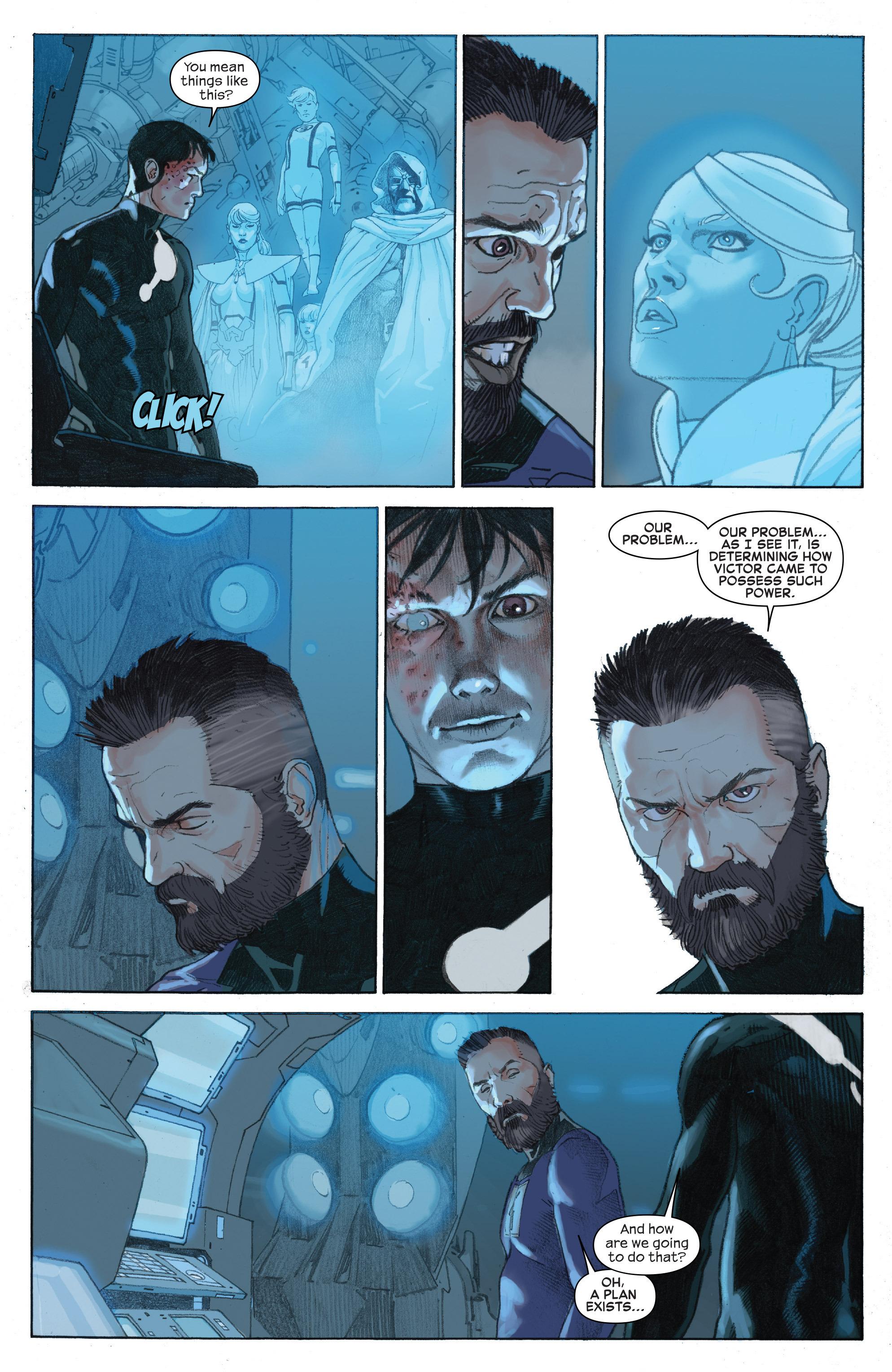 Read online Secret Wars comic -  Issue #6 - 12