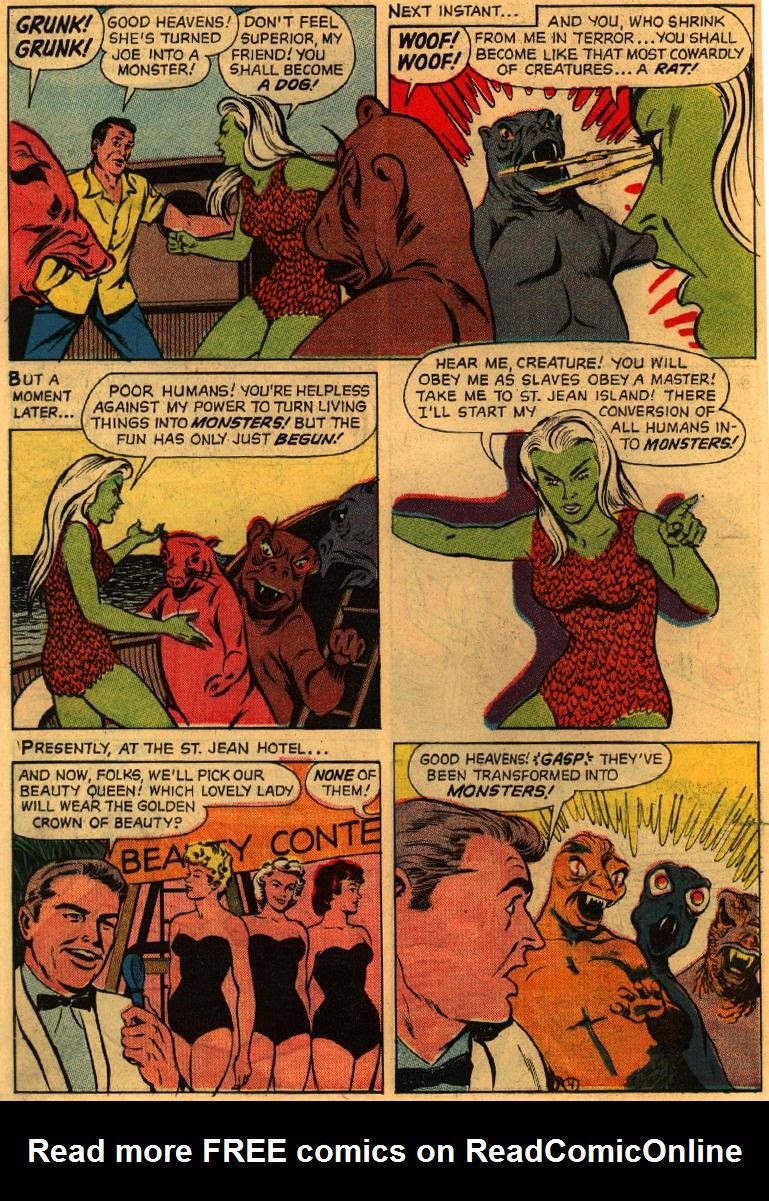 Adventures of the Jaguar issue 3 - Page 16