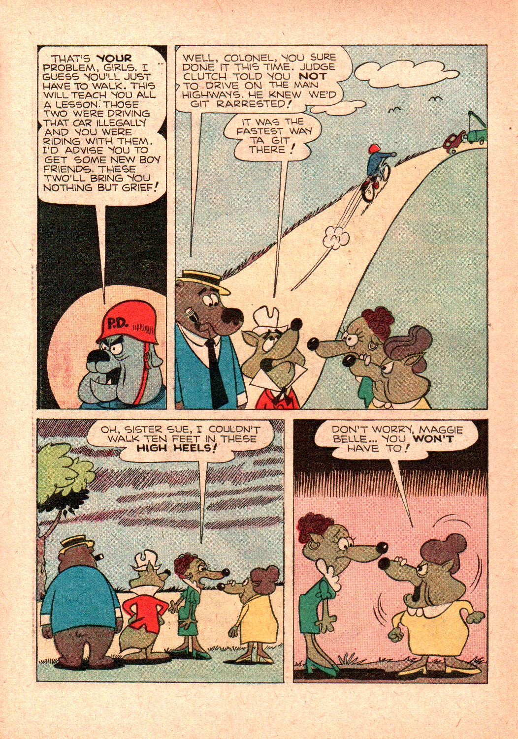 Four Color Comics issue 1354 - Page 30