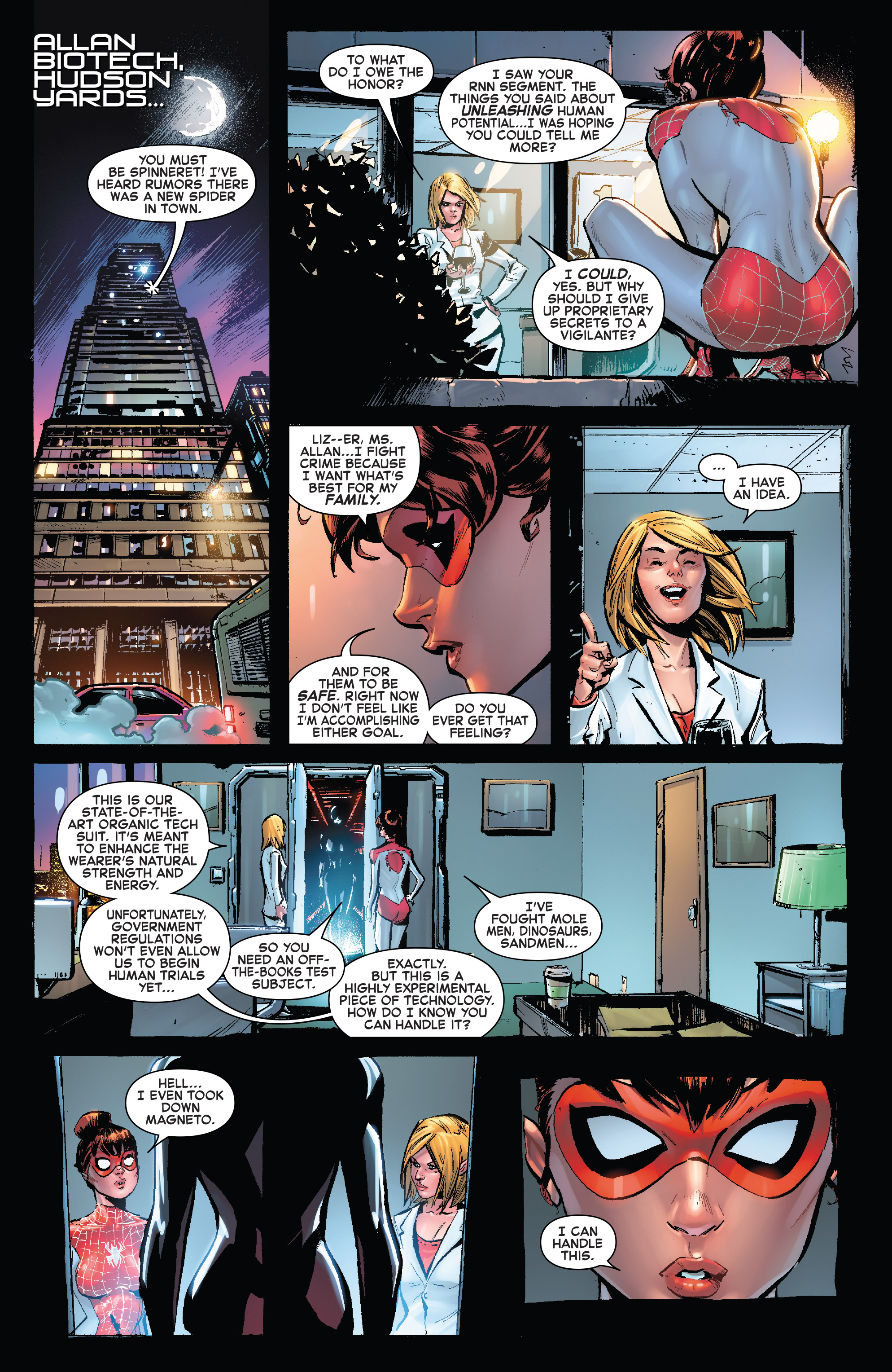 Read online Amazing Spider-Man: Renew Your Vows (2017) comic -  Issue #8 - 10