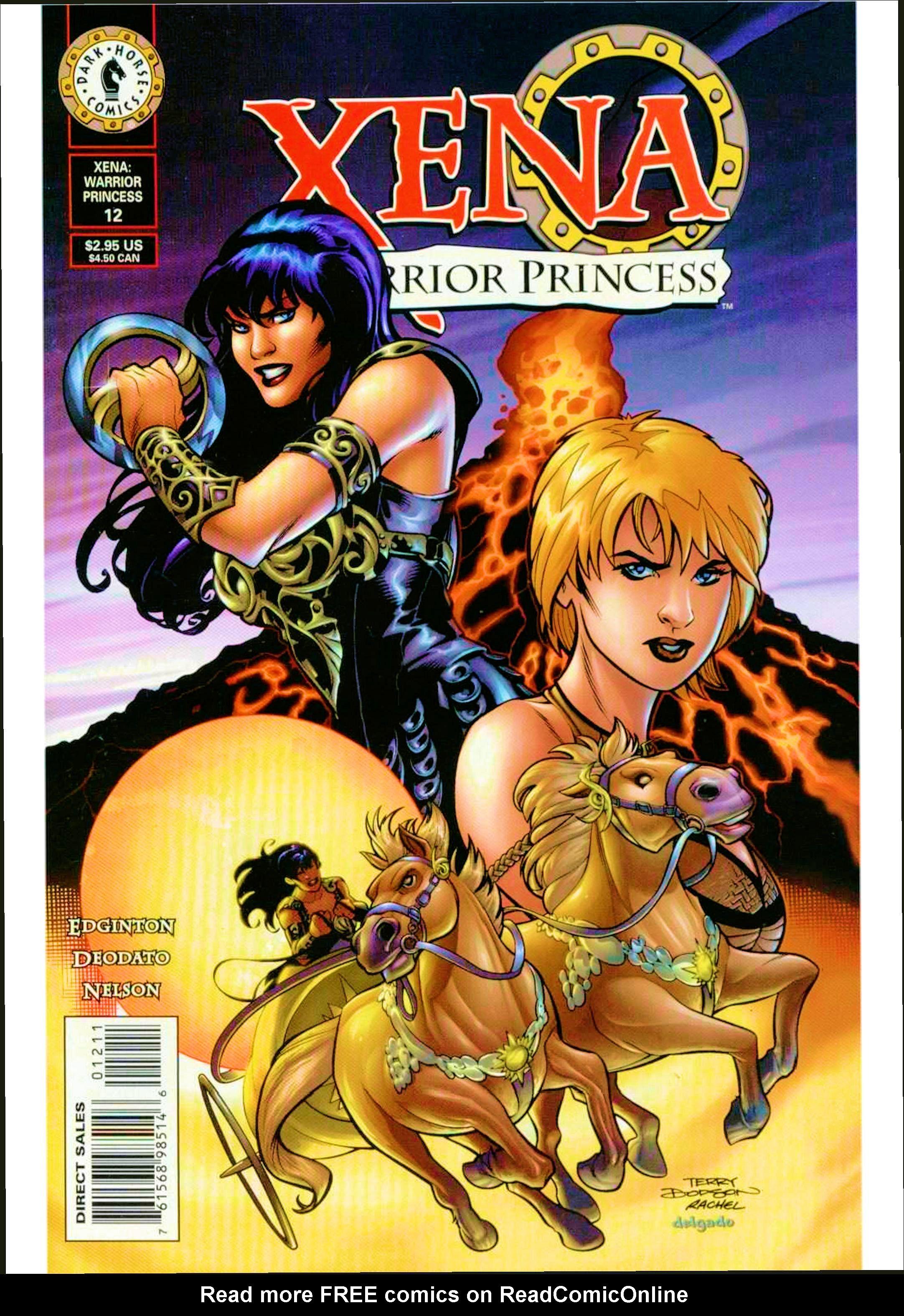 Read online Xena: Warrior Princess (1999) comic -  Issue #12 - 2