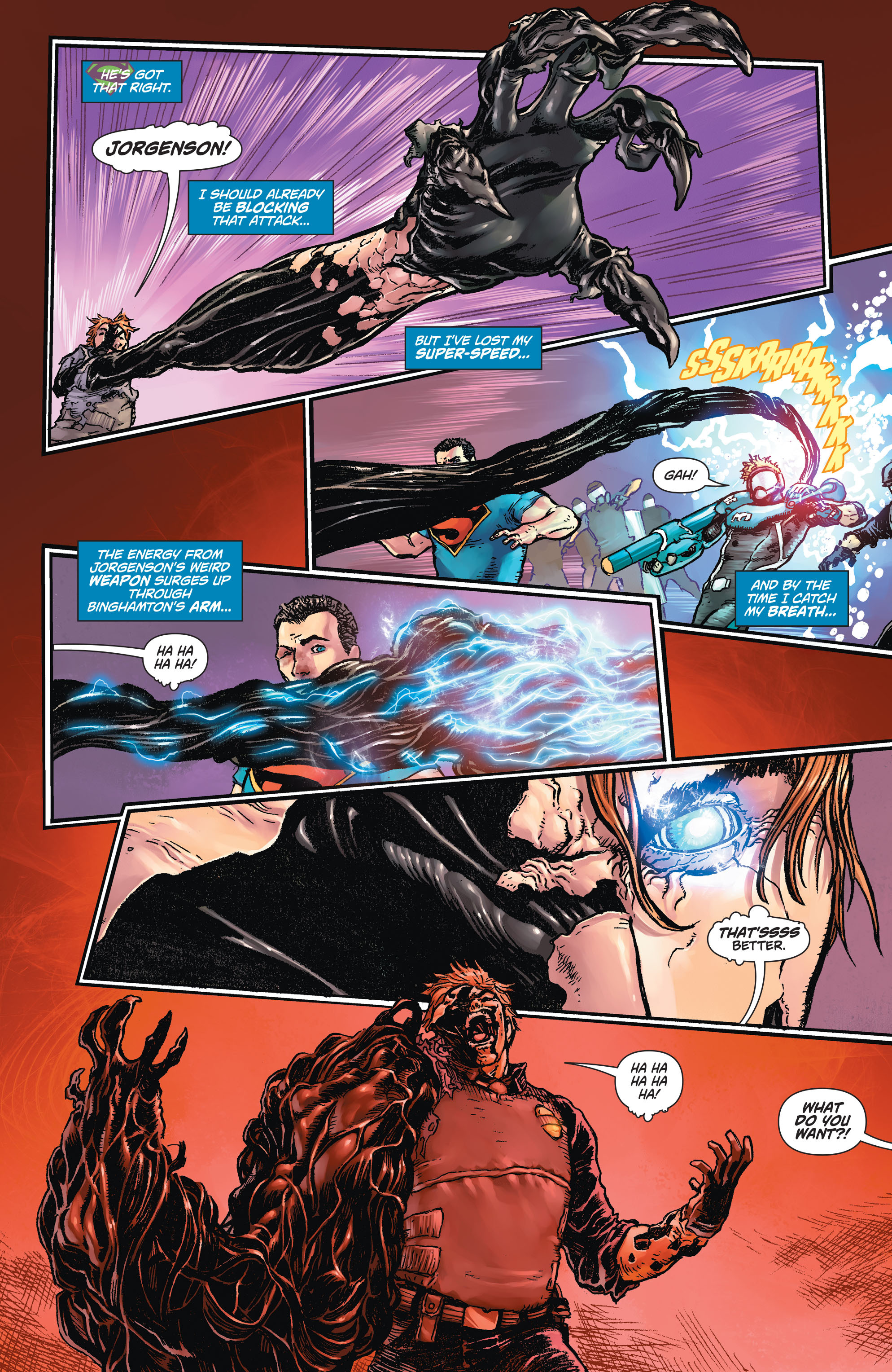 Read online Action Comics (2011) comic -  Issue #43 - 6
