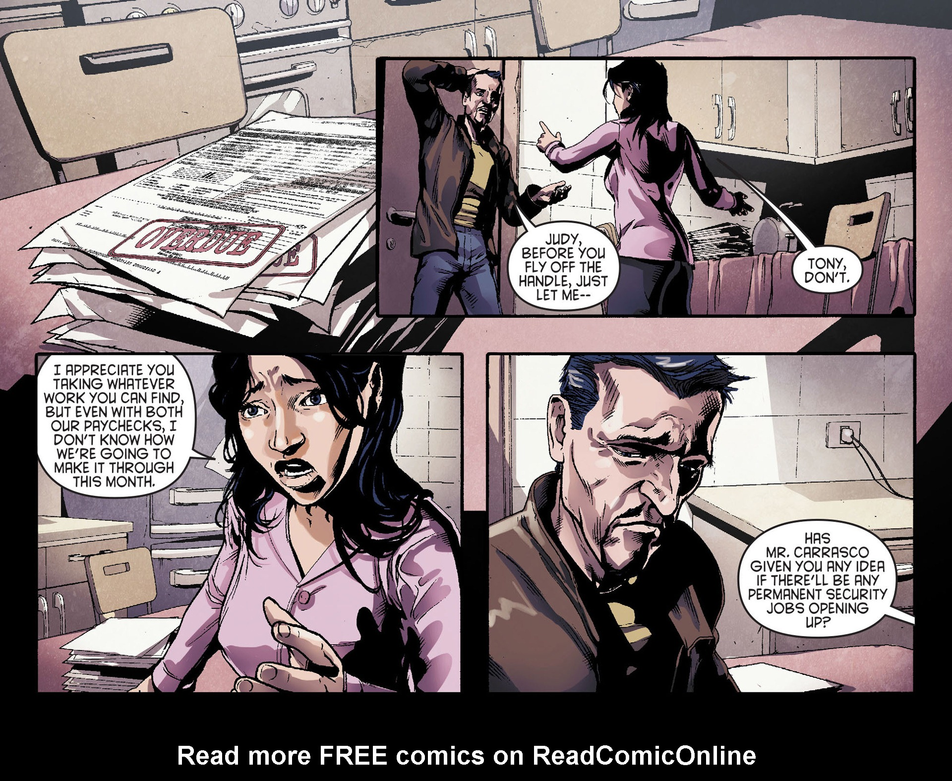 Read online Arrow [II] comic -  Issue #31 - 9