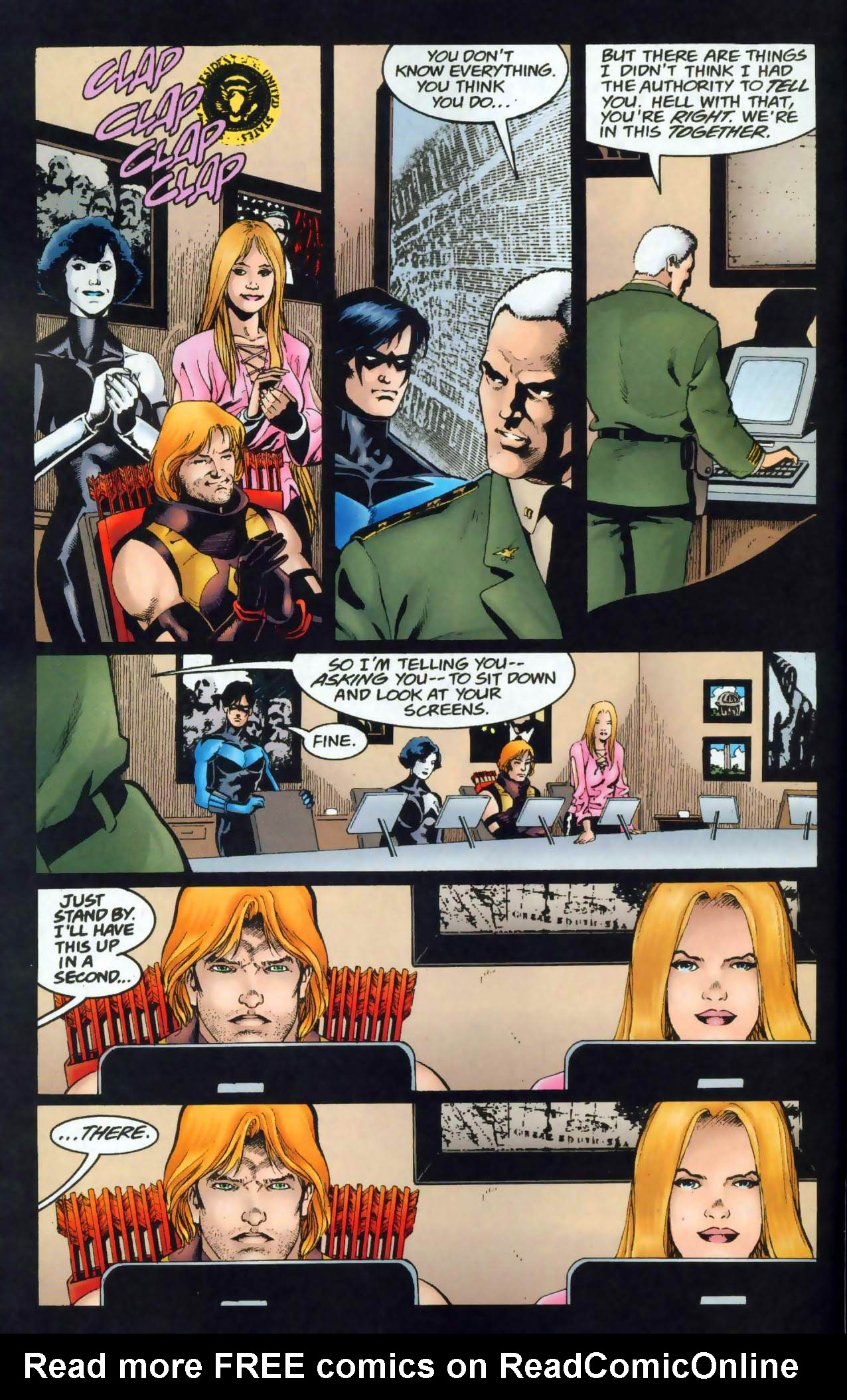 Read online The Titans (1999) comic -  Issue #48 - 16