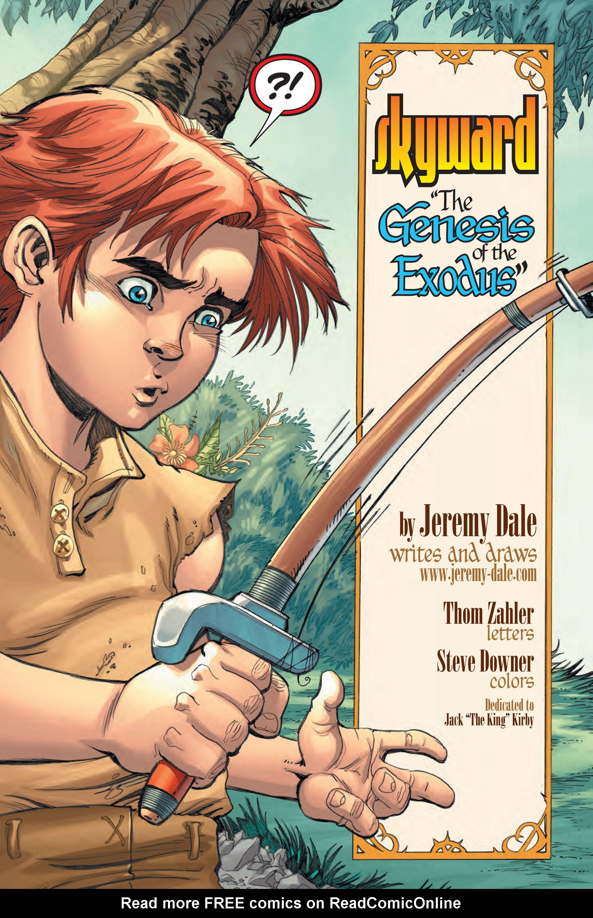 Read online Skyward comic -  Issue #1 - 3