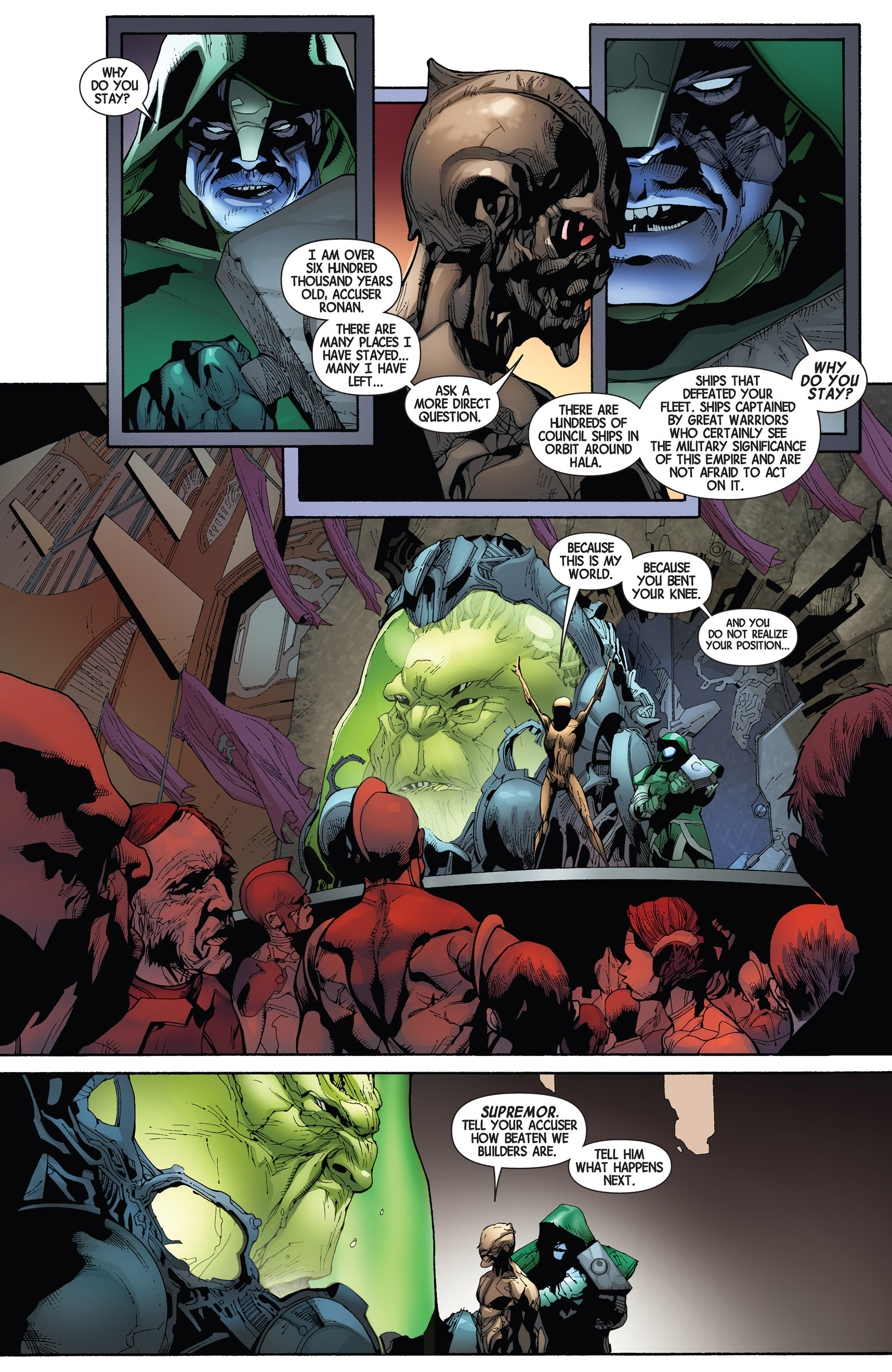 Read online Avengers (2013) comic -  Issue #20 - 16