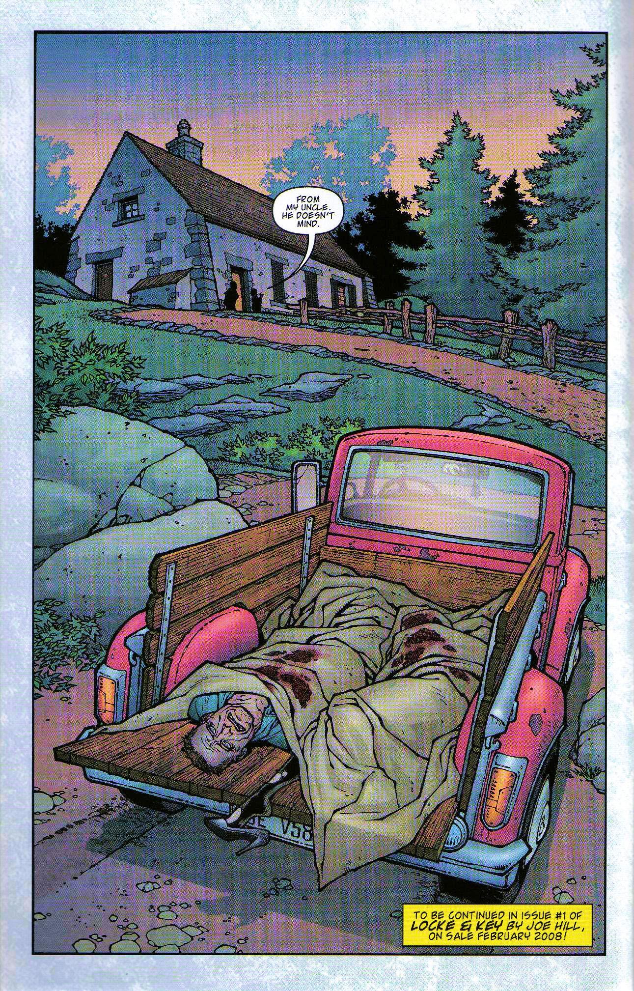Read online Dominatrix comic -  Issue #6 - 32