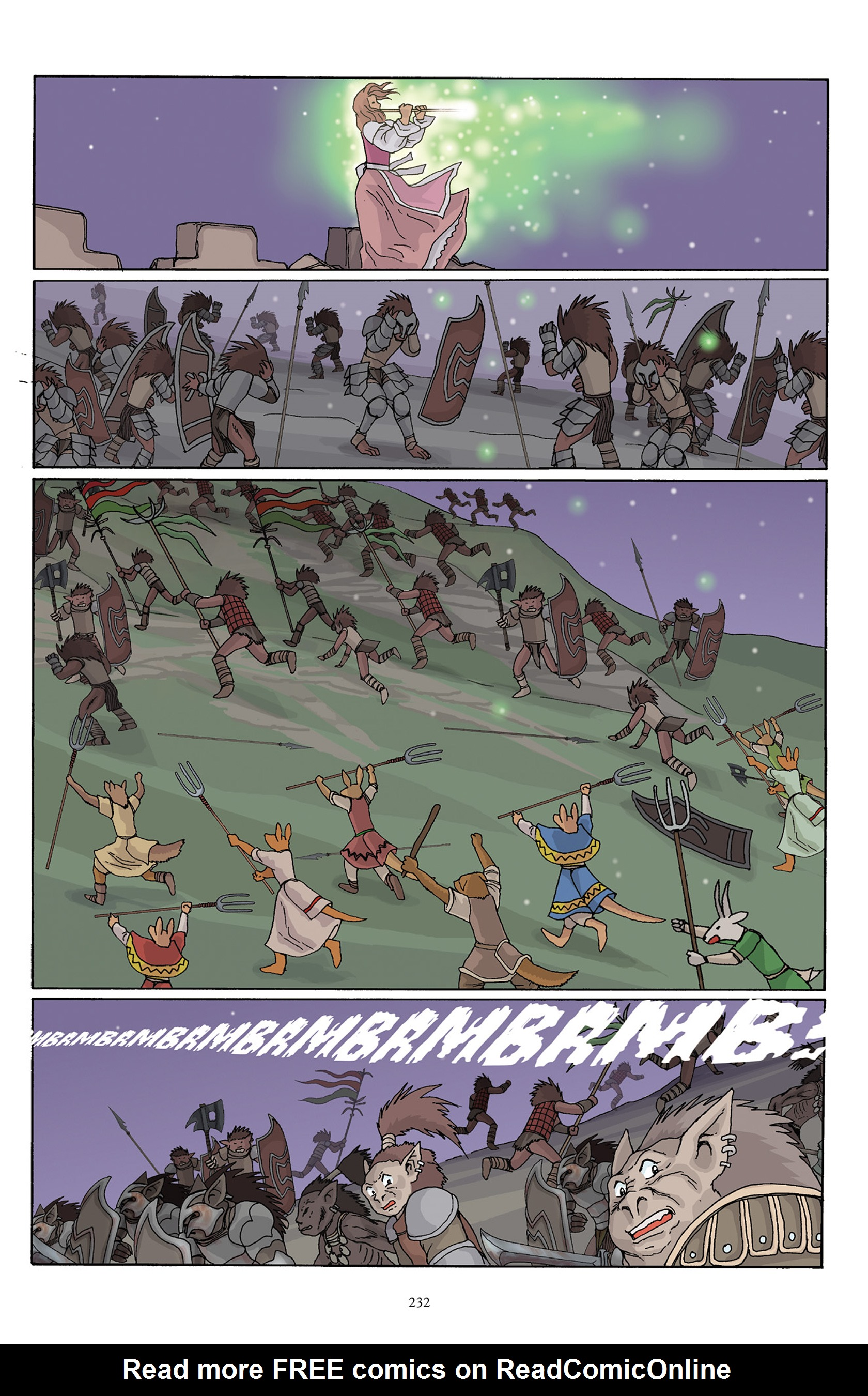 Read online Courageous Princess comic -  Issue # TPB 1 - 228