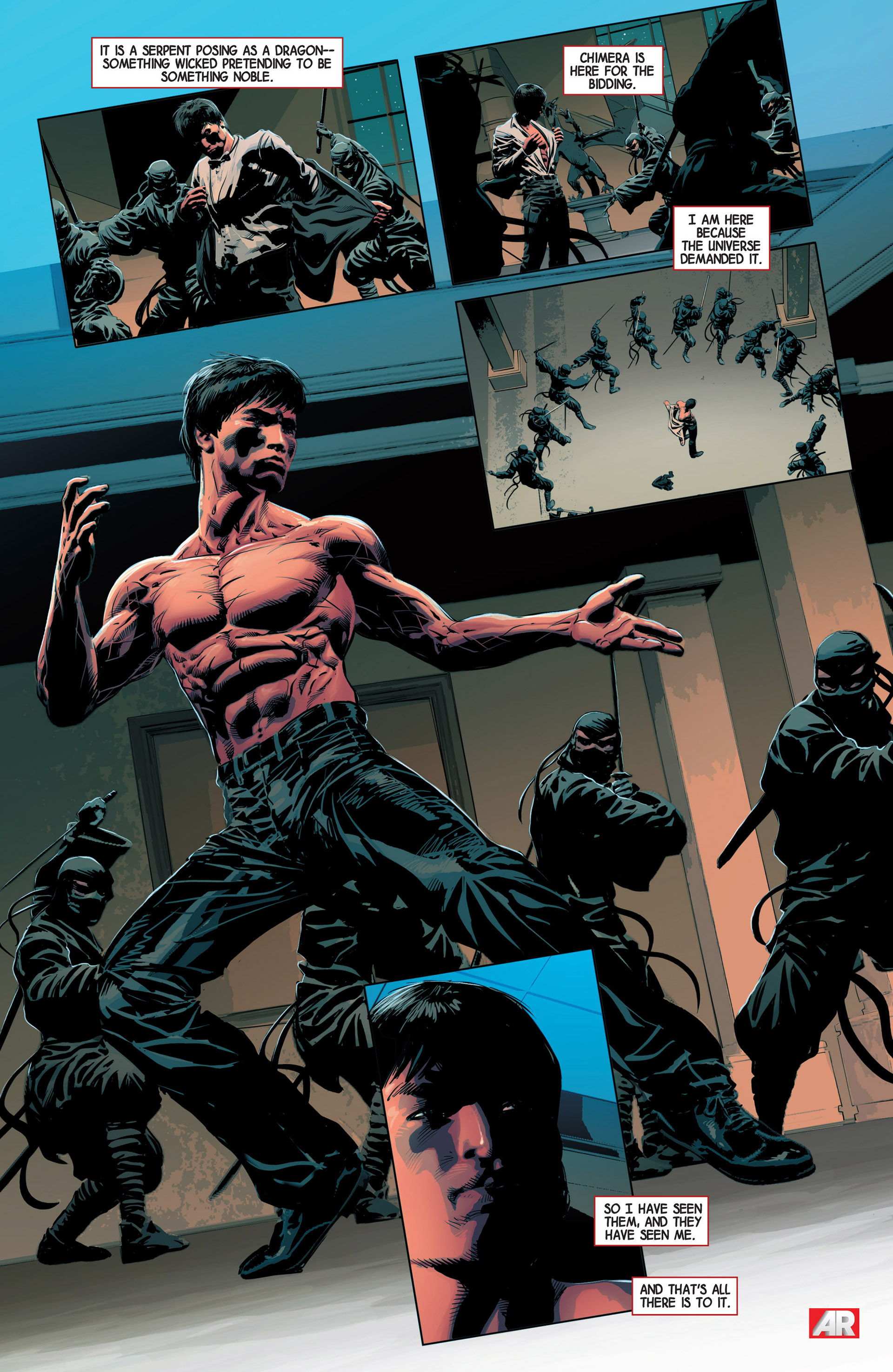 Read online Avengers (2013) comic -  Issue #11 - 9