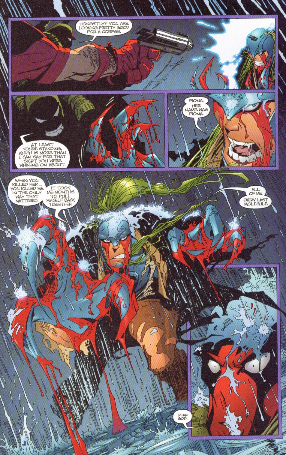 Wildcats (1999) Issue #7 #8 - English 20