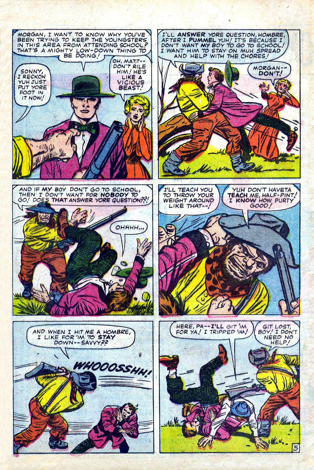 Read online Two-Gun Kid comic -  Issue #90 - 19