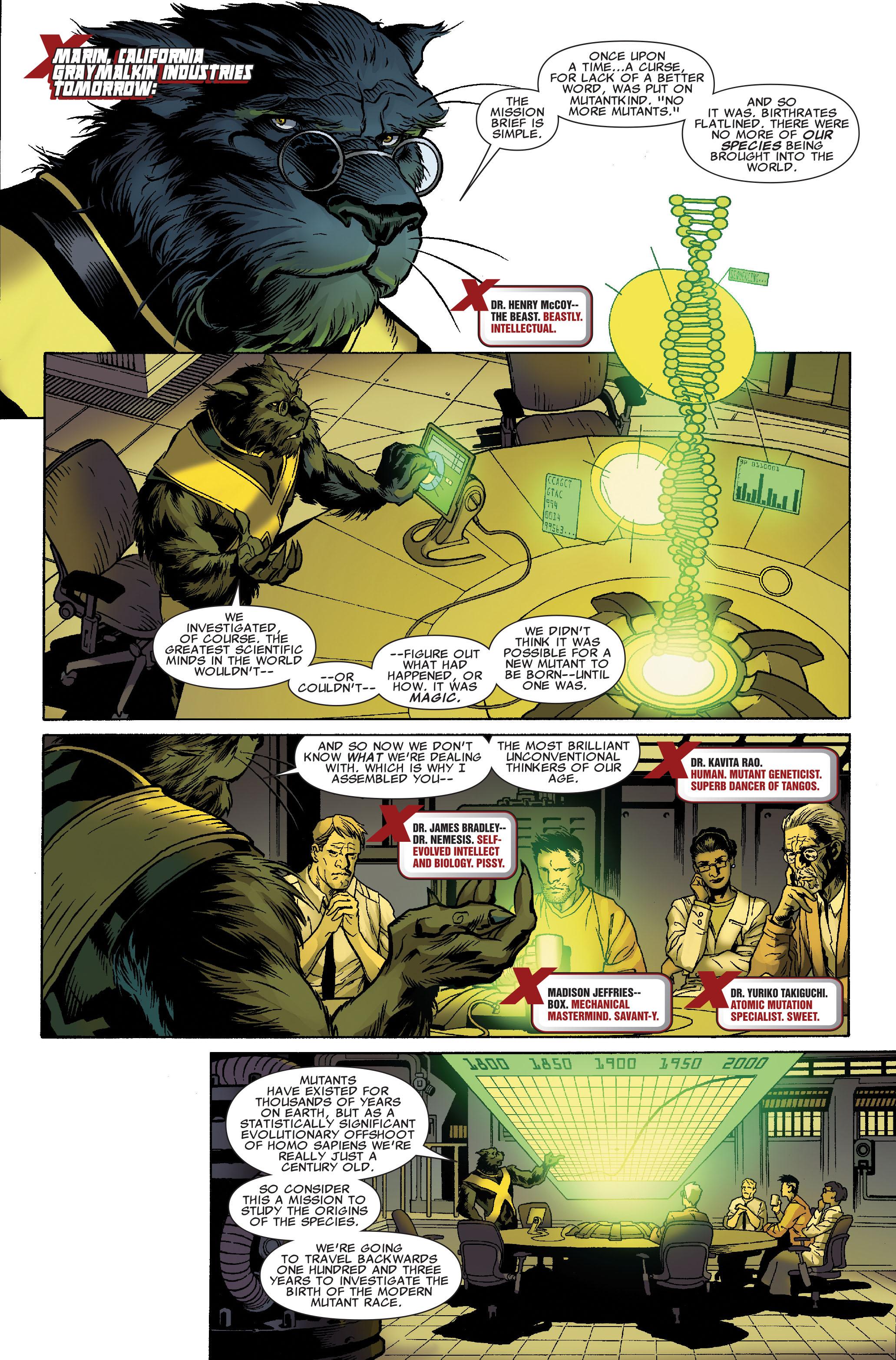 Read online Uncanny X-Men (1963) comic -  Issue #512 - 3