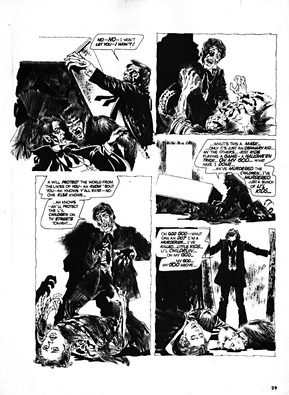 Scream (1973) issue 8 - Page 28
