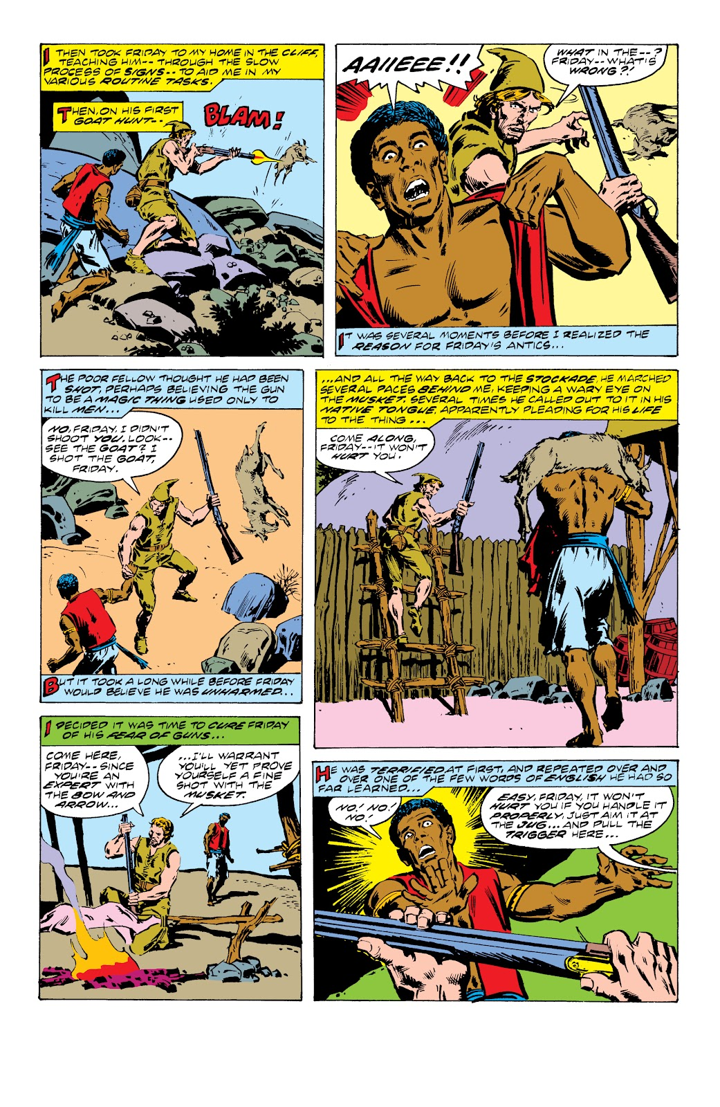 Marvel Classics Comics Series Featuring issue 19 - Page 35