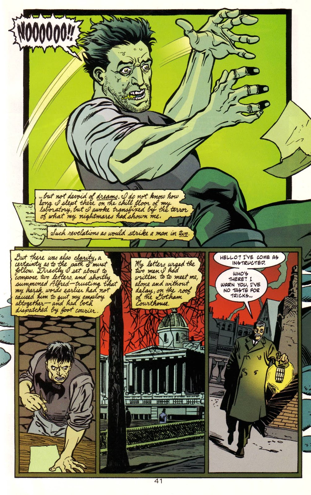 Batman: Two Faces issue Full - Page 42