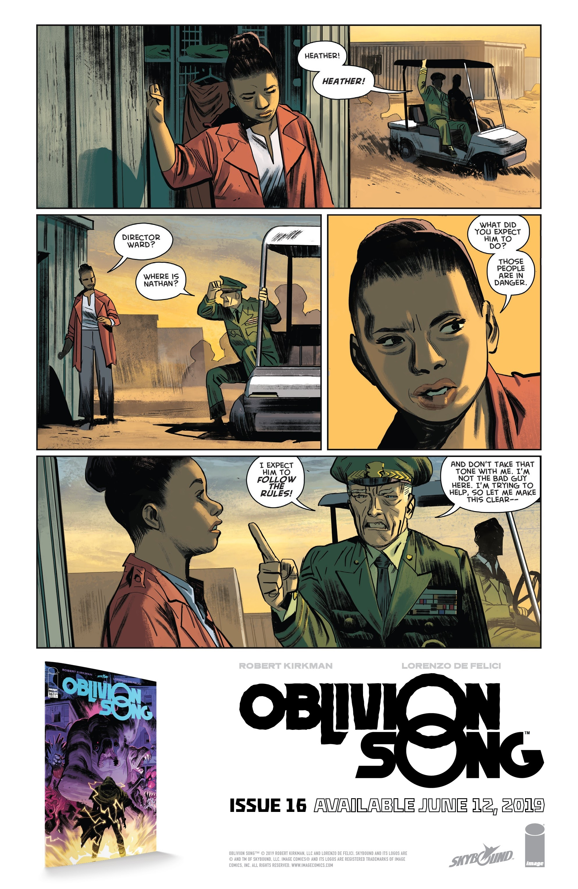 Oblivion Song 15 Page 25