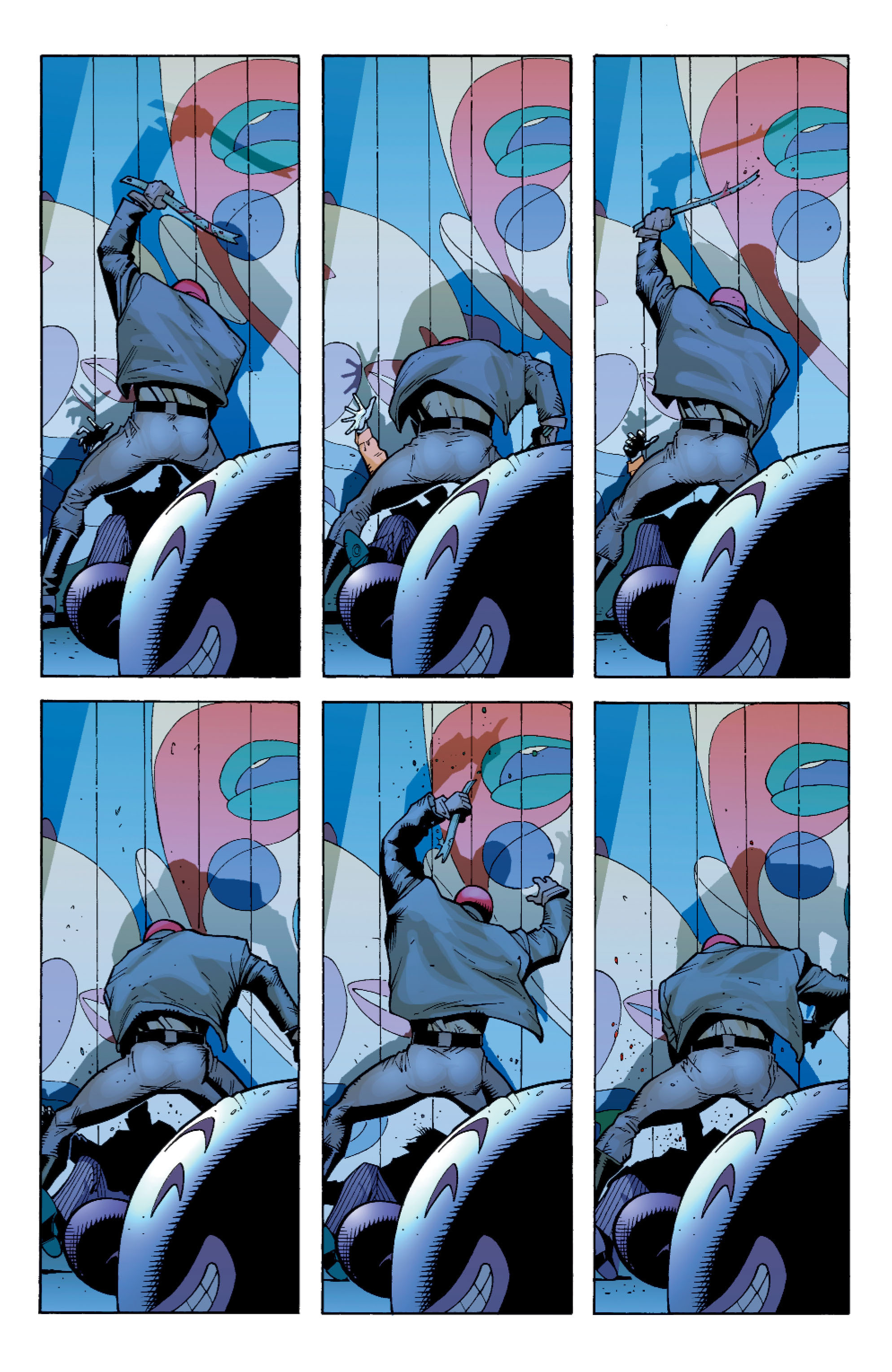 Read online Batman: Under The Red Hood comic -  Issue # Full - 100