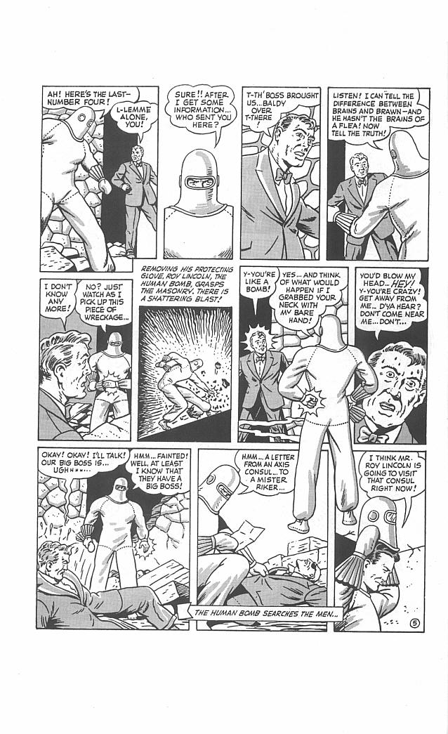 Read online Golden-Age Men of Mystery comic -  Issue #12 - 16