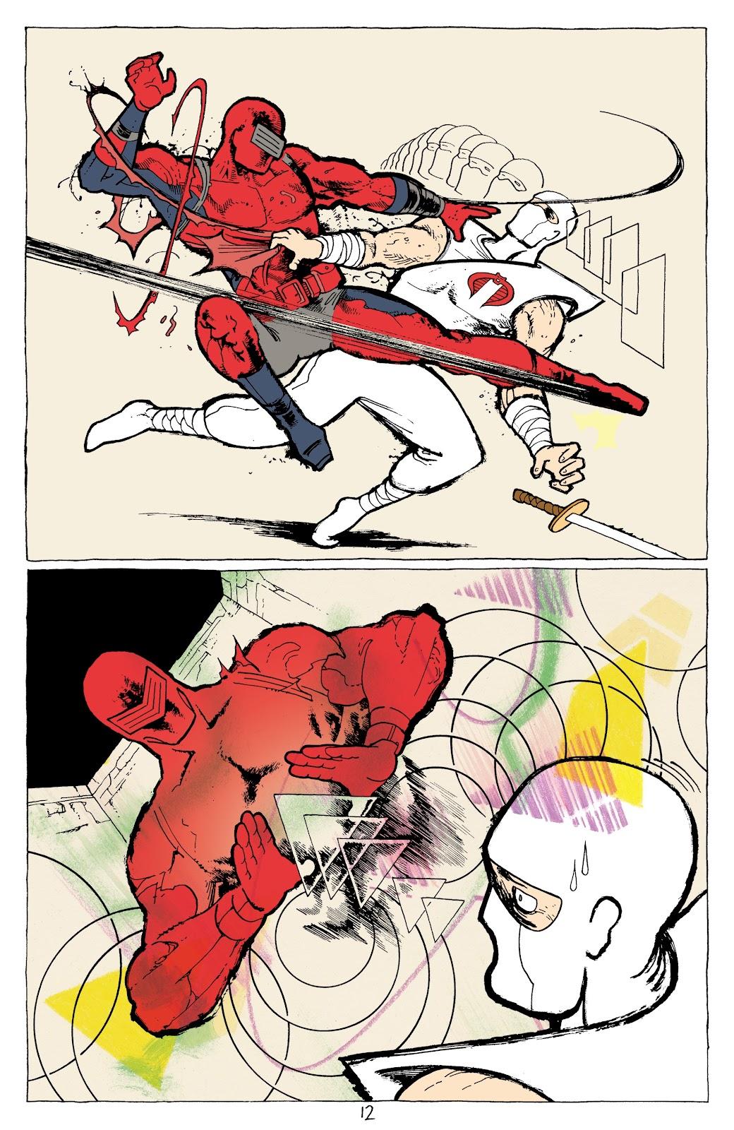 Read online G.I. Joe: Sierra Muerte comic -  Issue #3 - 14