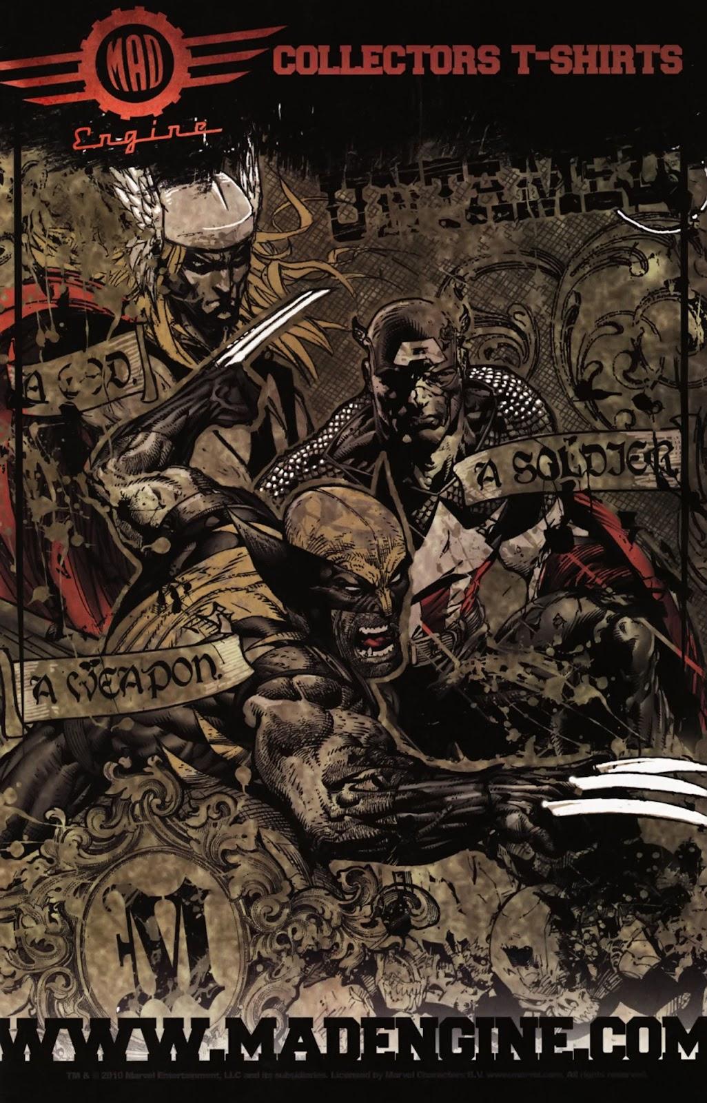 Read online Deadpool (2008) comic -  Issue #24 - 17