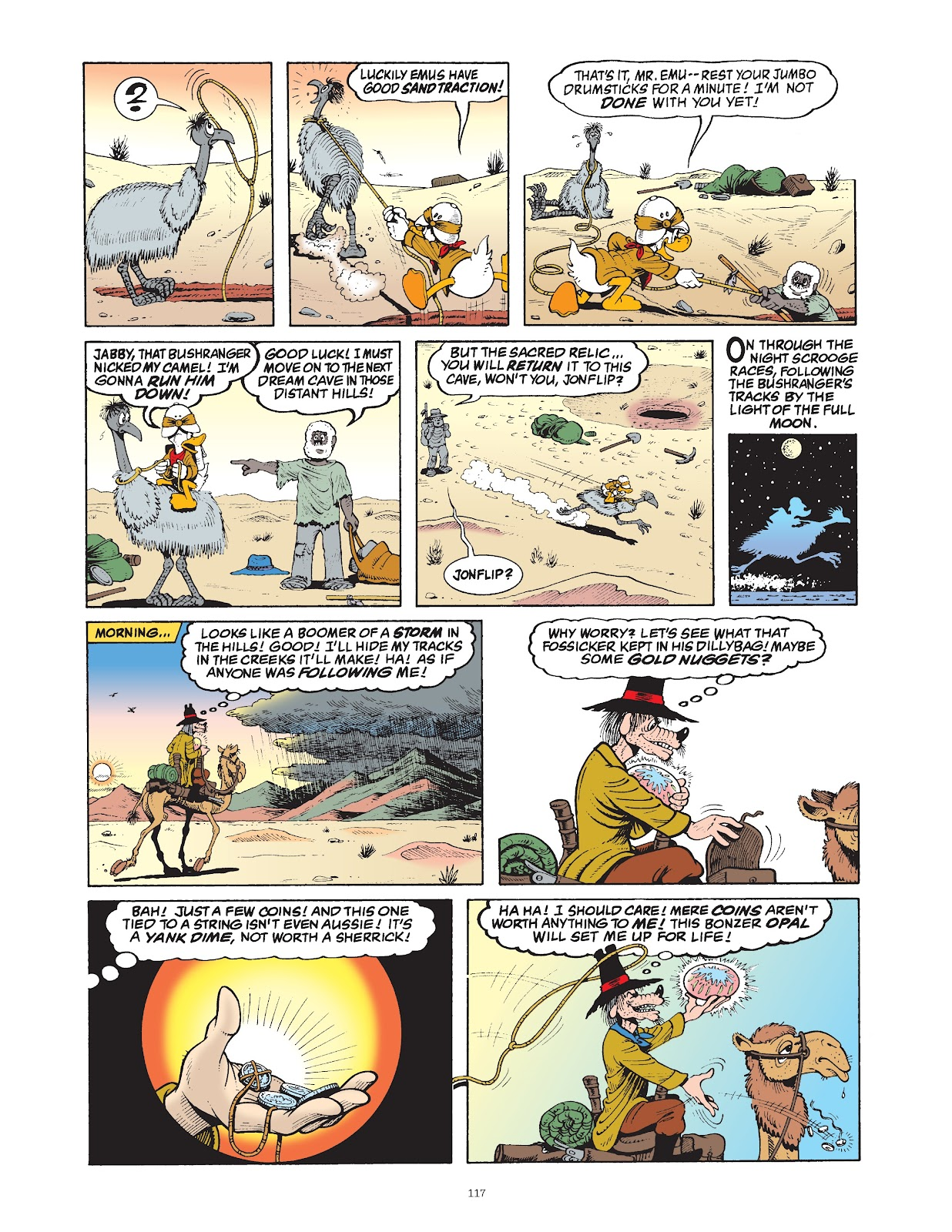 Read online The Complete Life and Times of Scrooge McDuck comic -  Issue # TPB 1 (Part 2) - 17