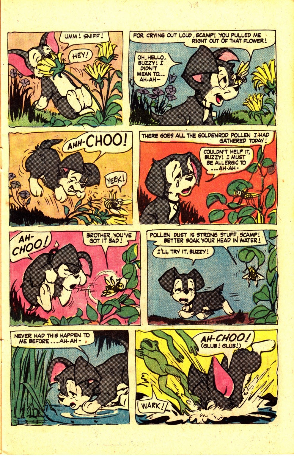 Scamp (1967) issue 35 - Page 11
