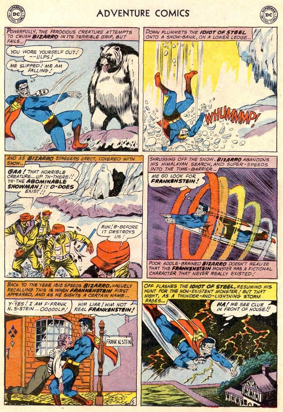 Read online Adventure Comics (1938) comic -  Issue #289 - 24