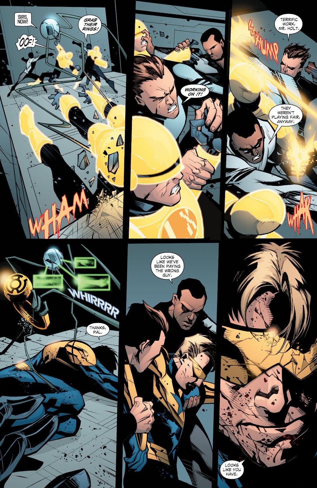Read online Smallville Season 11 [II] comic -  Issue # TPB 8 - 159