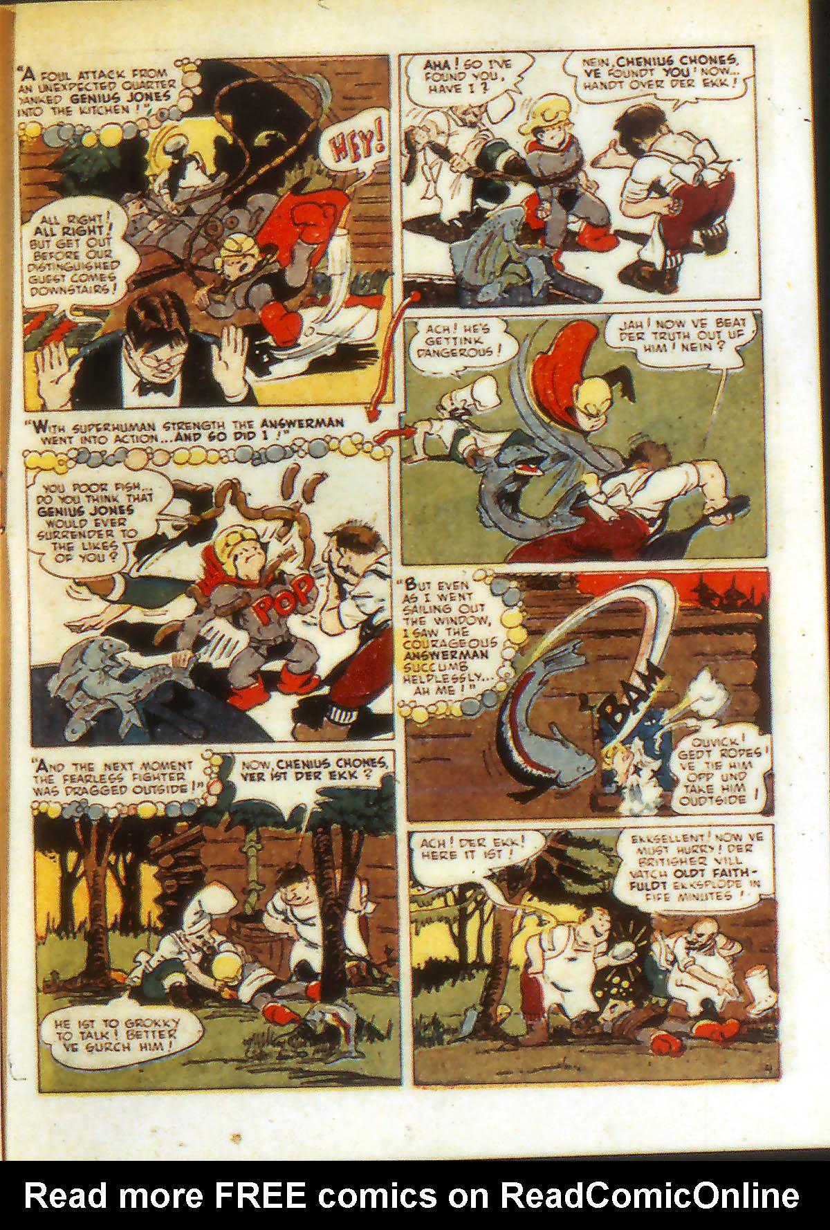 Read online Adventure Comics (1938) comic -  Issue #90 - 17