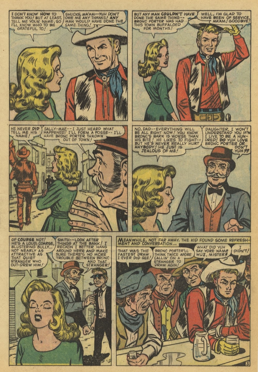 Kid Colt Outlaw issue 82 - Page 5
