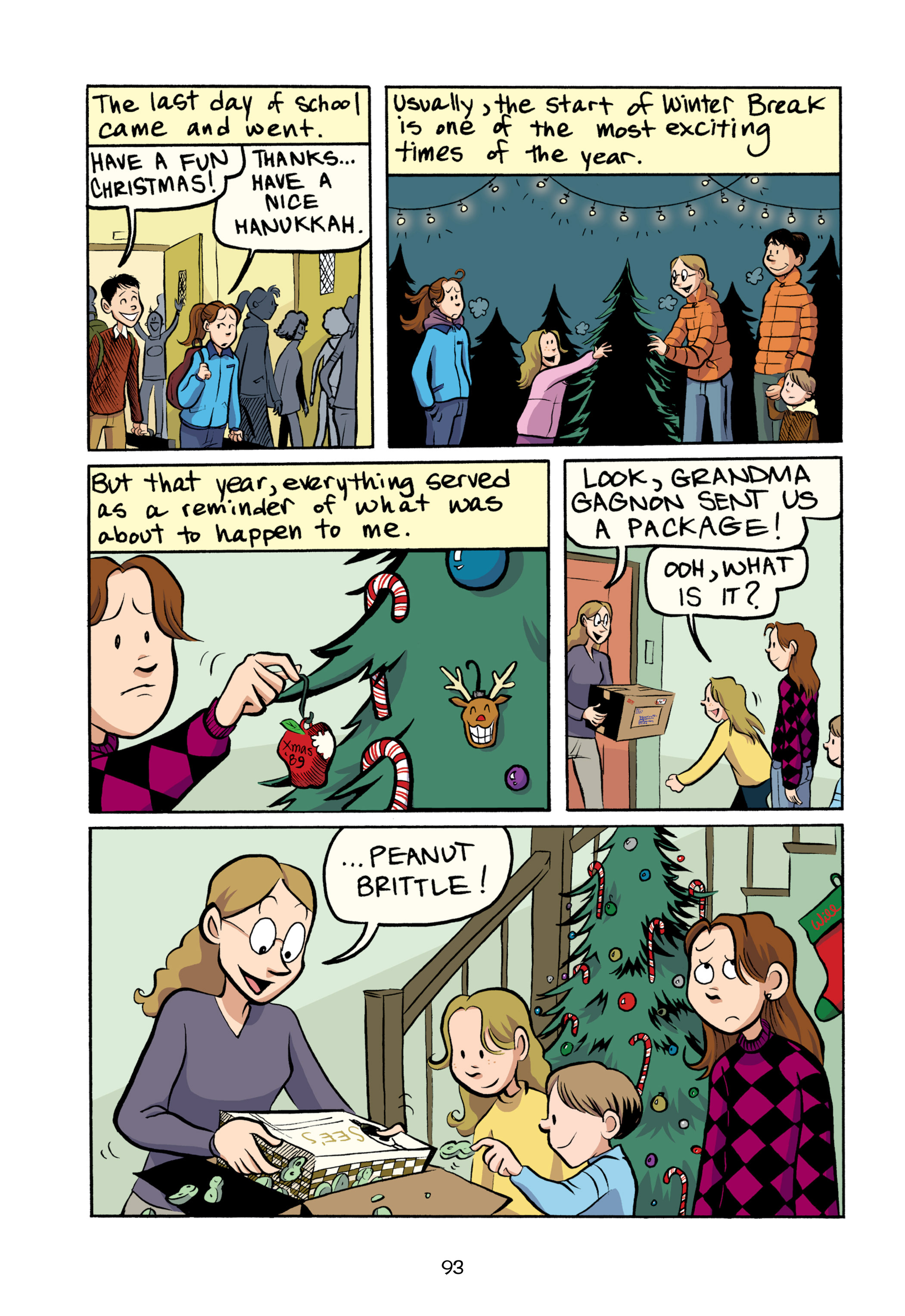 Read online Smile comic -  Issue # TPB - 99