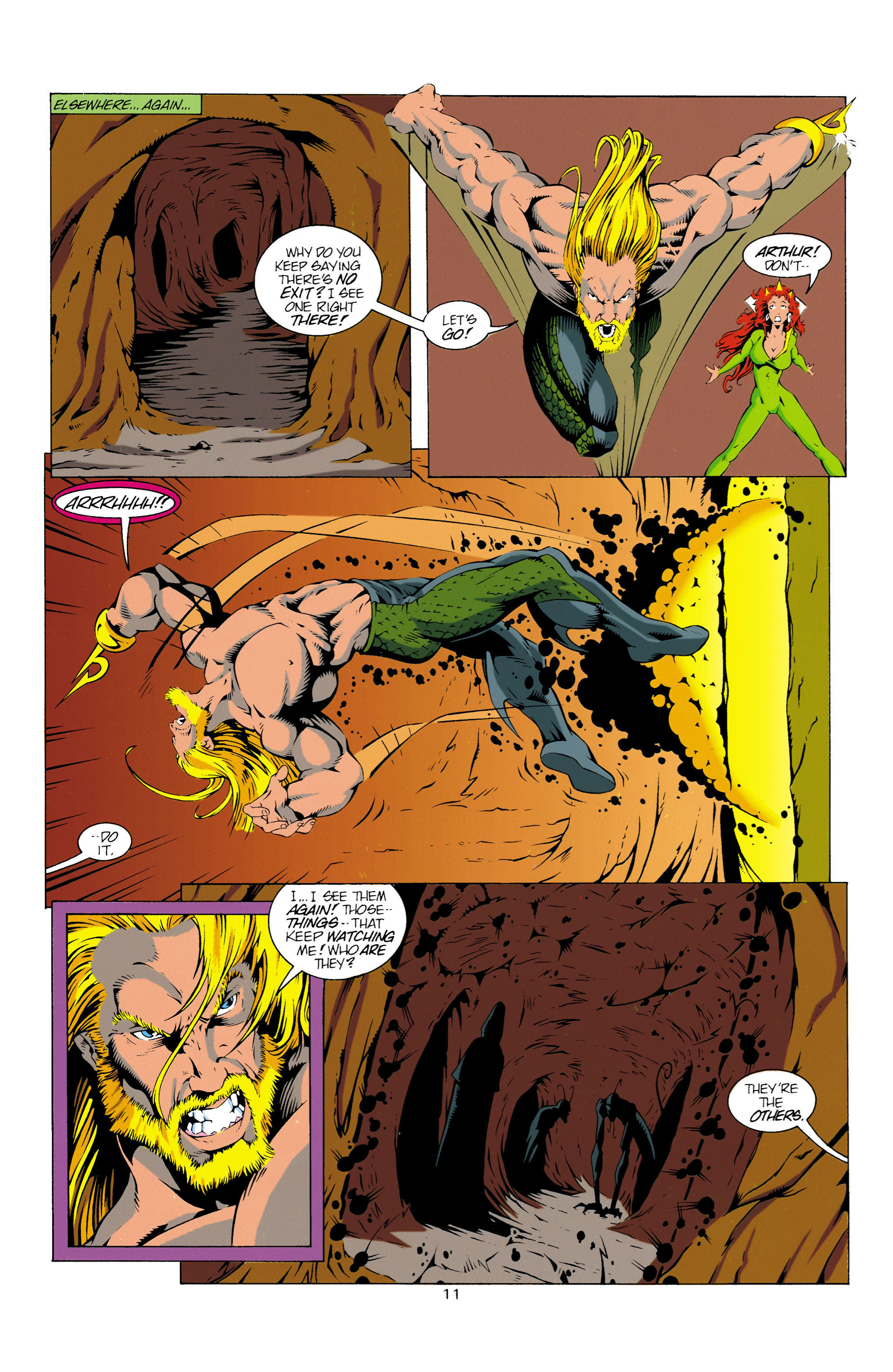 Read online Aquaman (1994) comic -  Issue #14 - 12