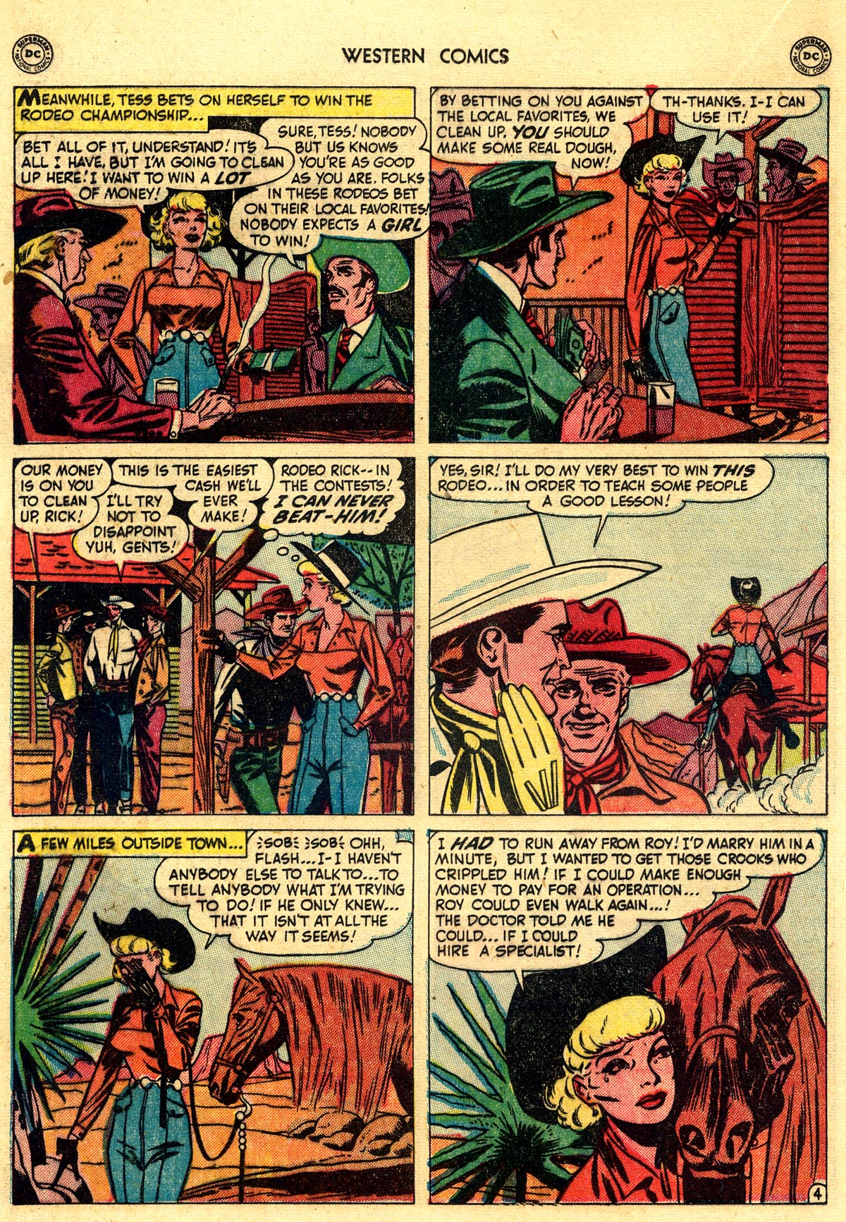 Western Comics issue 19 - Page 18