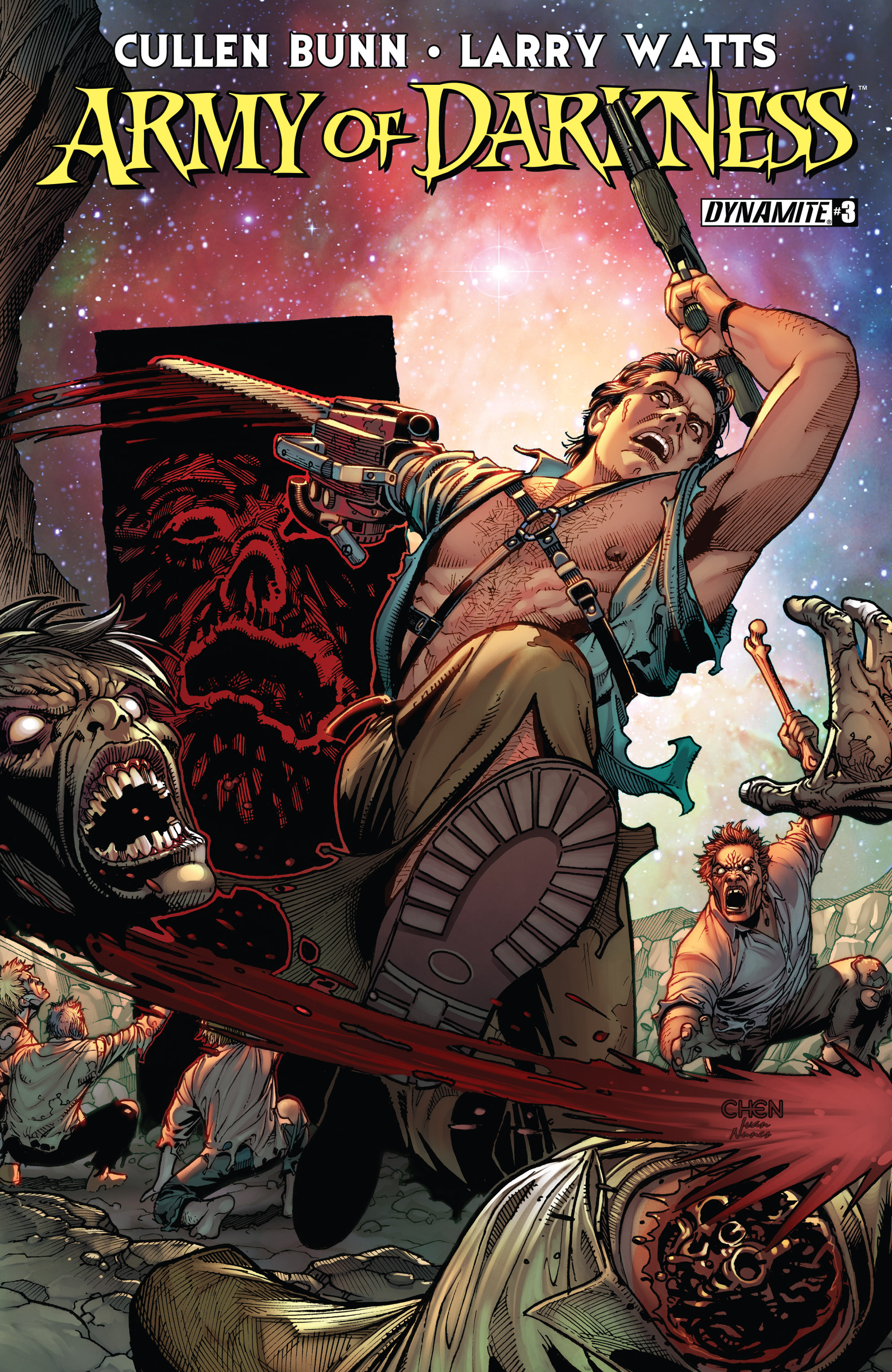 Read online Army of Darkness (2014) comic -  Issue #3 - 2