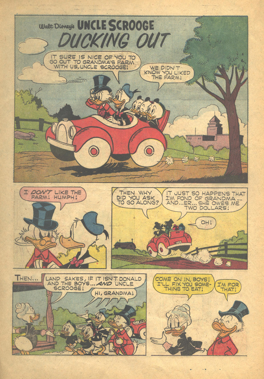 Read online Uncle Scrooge (1953) comic -  Issue #58 - 30