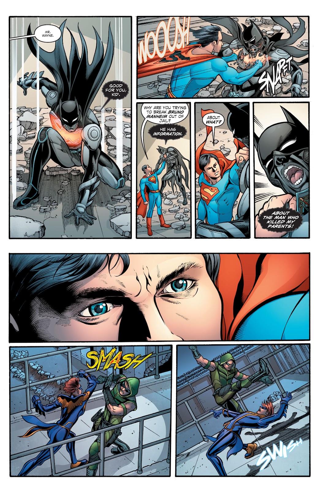 Read online Smallville Season 11 [II] comic -  Issue # TPB 2 - 47