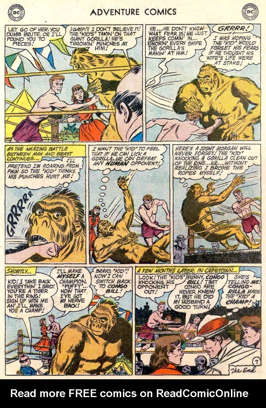 Read online Adventure Comics (1938) comic -  Issue #275 - 24