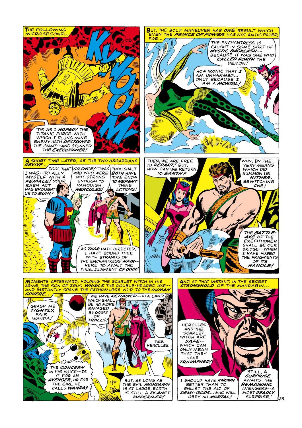 The Avengers (1963) _Annual_1 Page 29