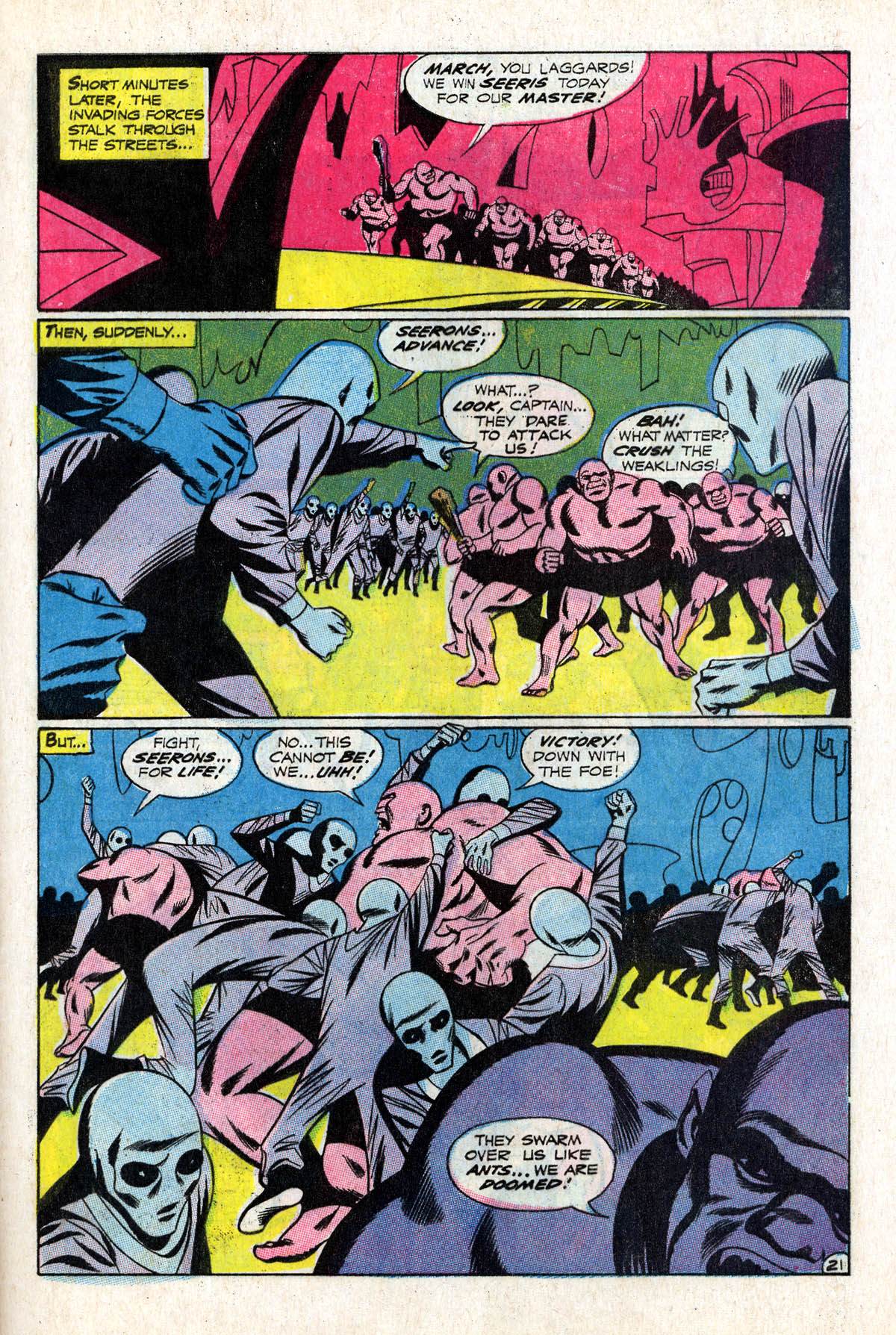 Read online Adventure Comics (1938) comic -  Issue #379 - 29