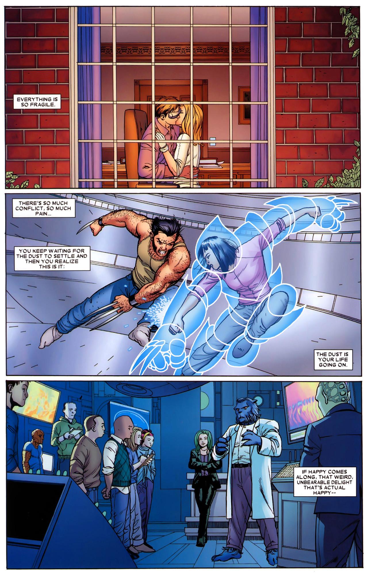 Read online Giant-Size Astonishing X-Men comic -  Issue # Full - 41