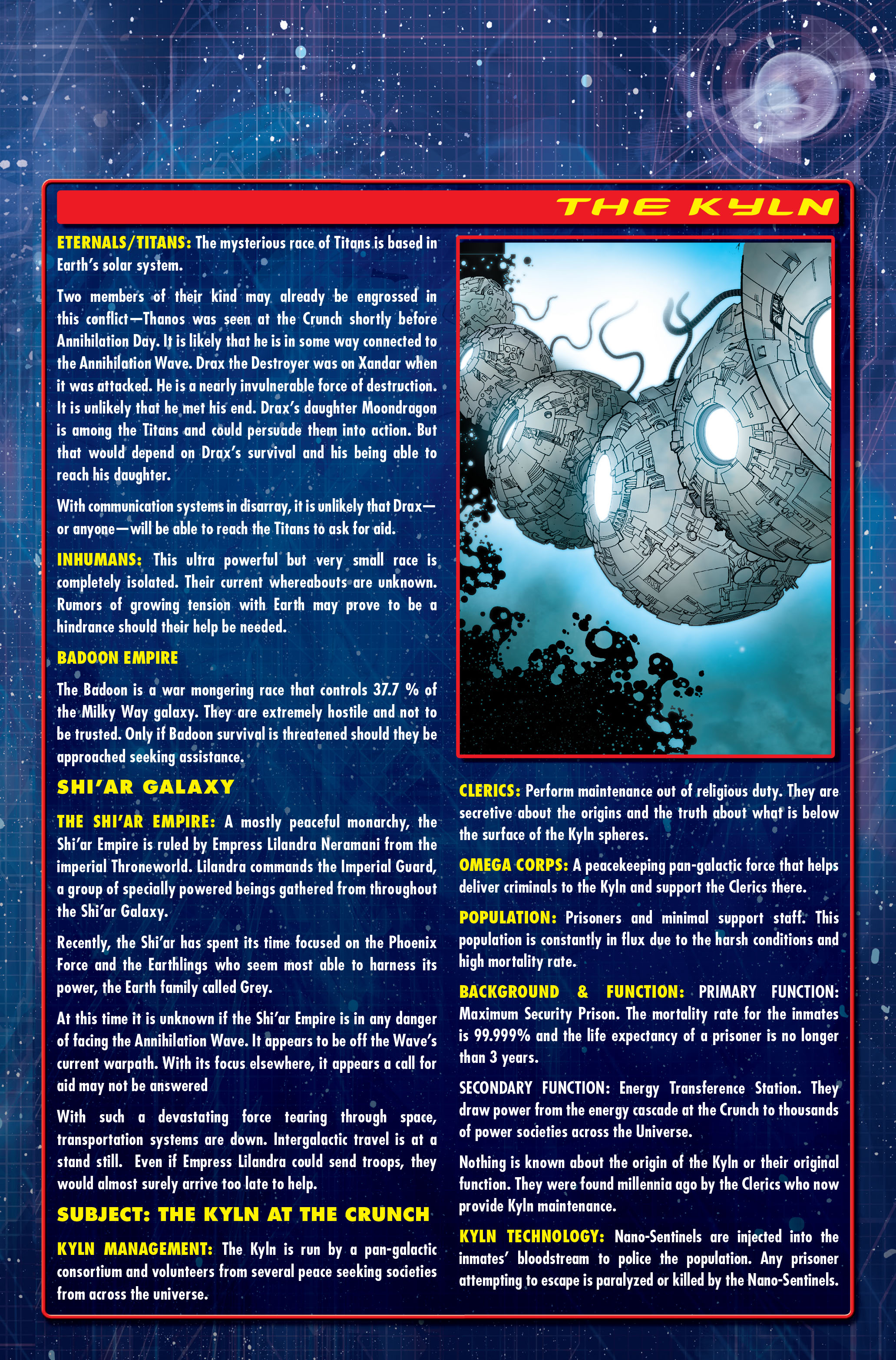Read online Annihilation: Prologue comic -  Issue #Annihilation: Prologue Full - 46