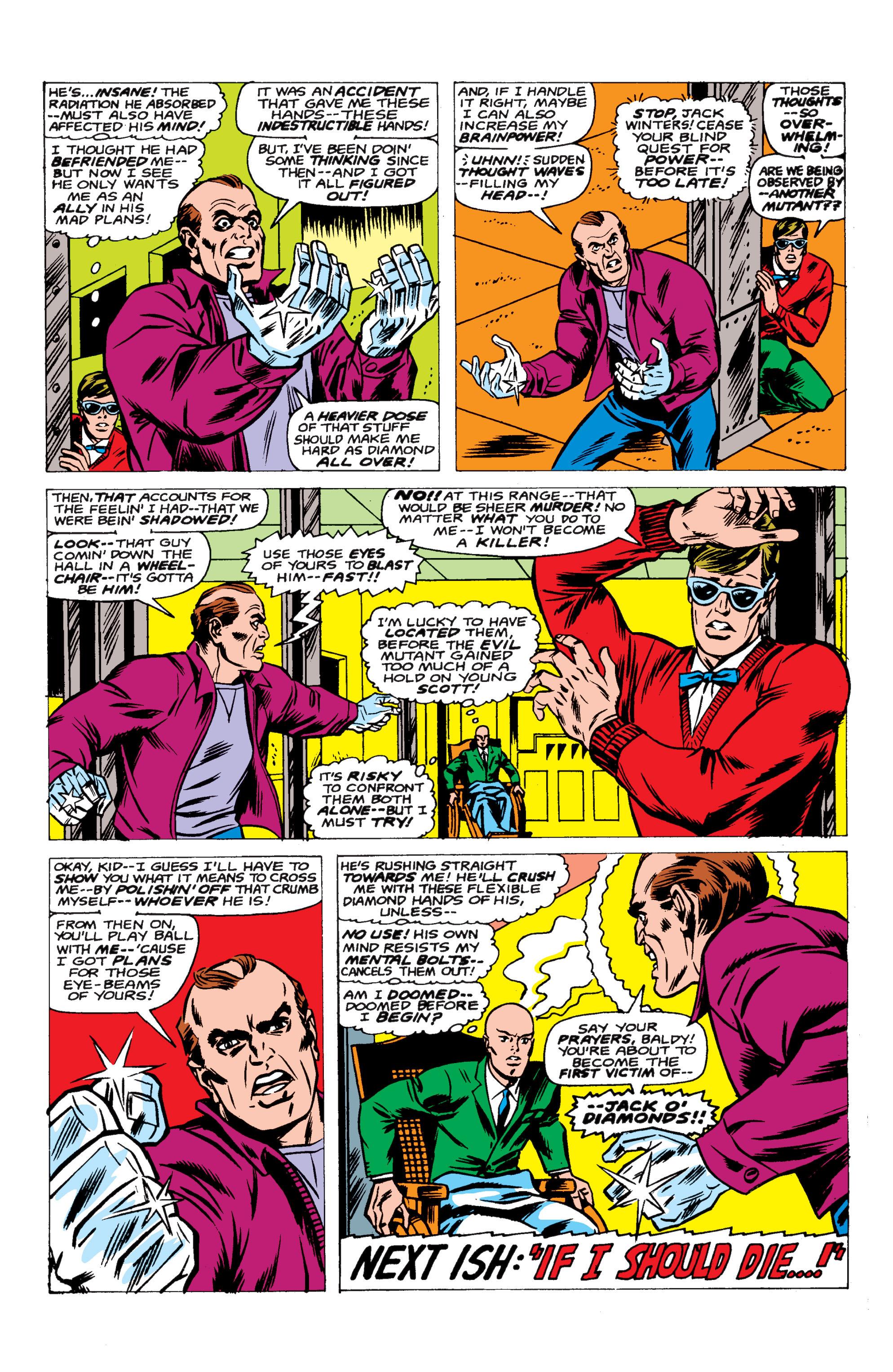 Uncanny X-Men (1963) 40 Page 20