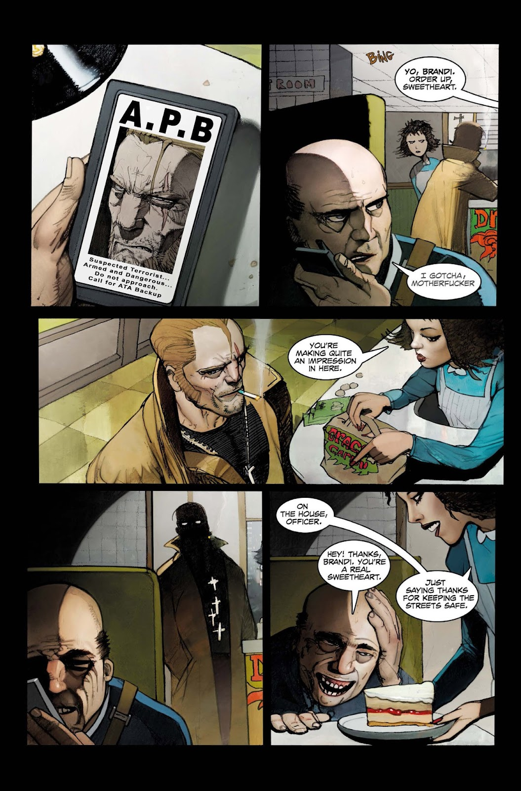 13 Coins issue TPB - Page 32