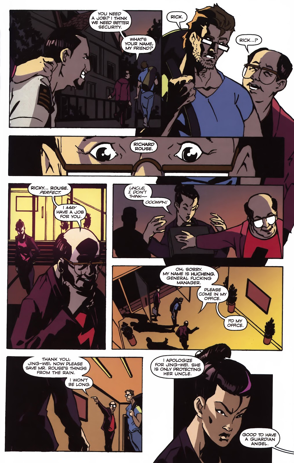 Read online Ricky Rouse Has A Gun comic -  Issue # TPB (Part 1) - 32
