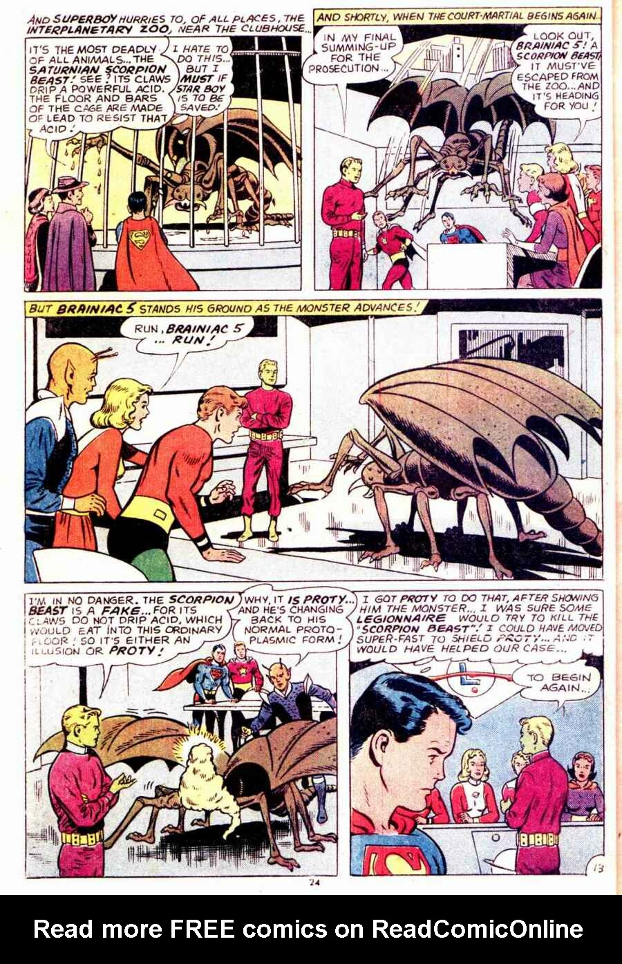 Superboy (1949) issue 202 - Page 21